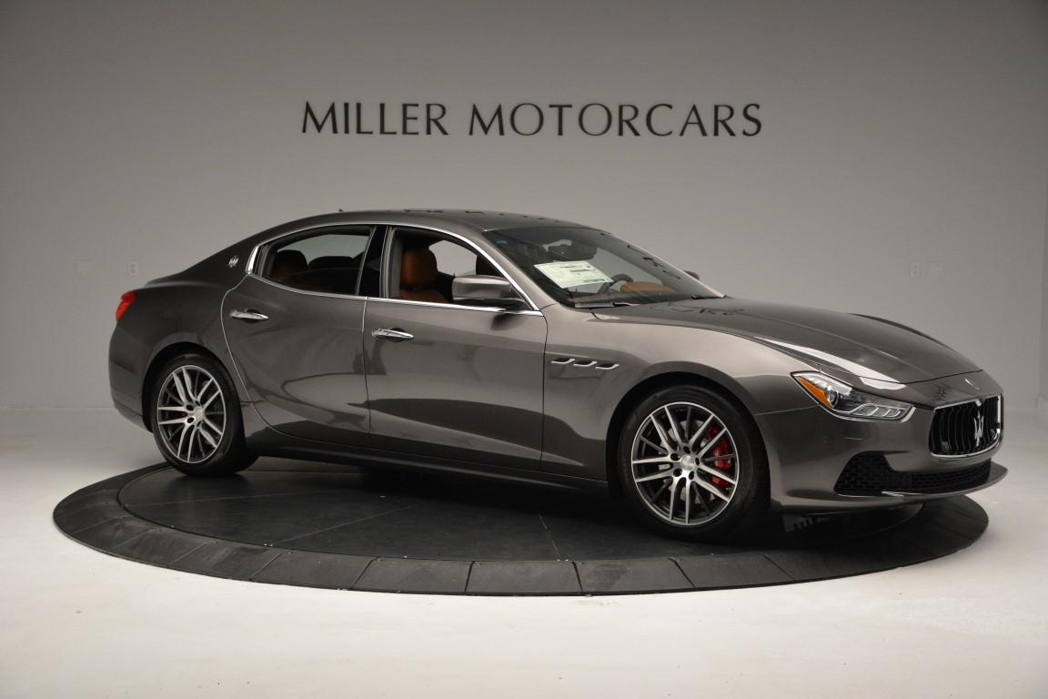 Used 2016 Maserati Ghibli S Q4 For Sale In Greenwich, CT 191_p9