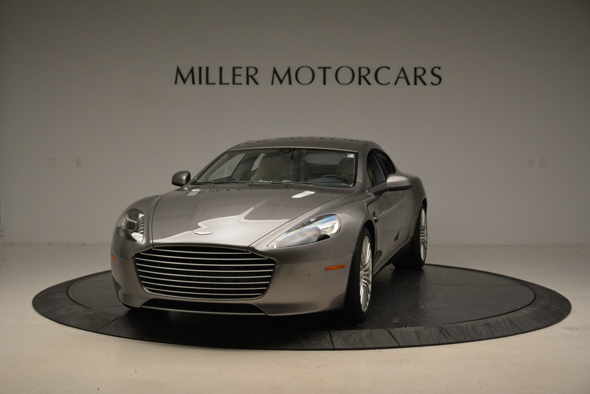 Used 2014 Aston Martin Rapide S  For Sale In Greenwich, CT 1910_main