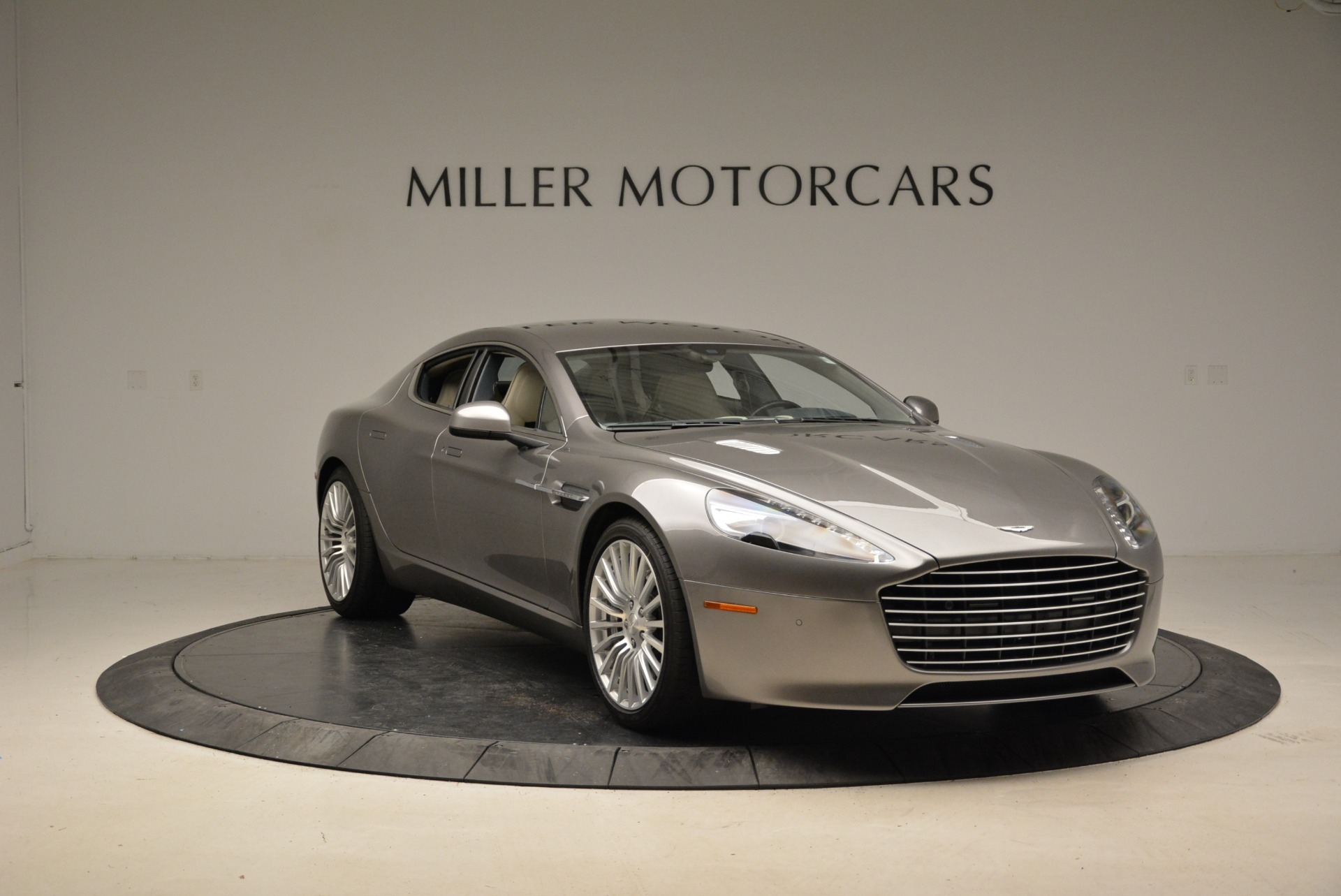 Used 2014 Aston Martin Rapide S  For Sale In Greenwich, CT 1910_p11