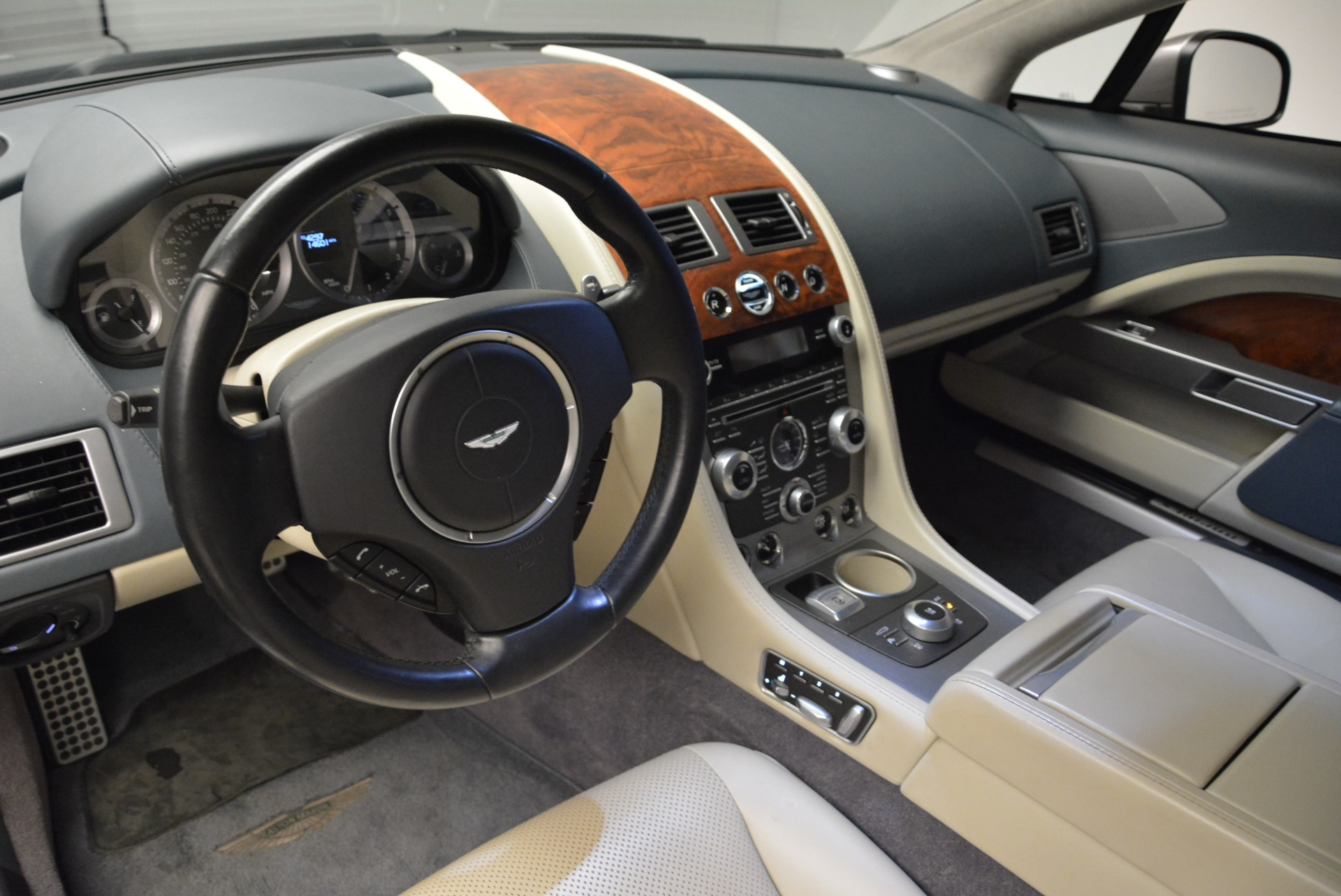 Used 2014 Aston Martin Rapide S  For Sale In Greenwich, CT 1910_p14