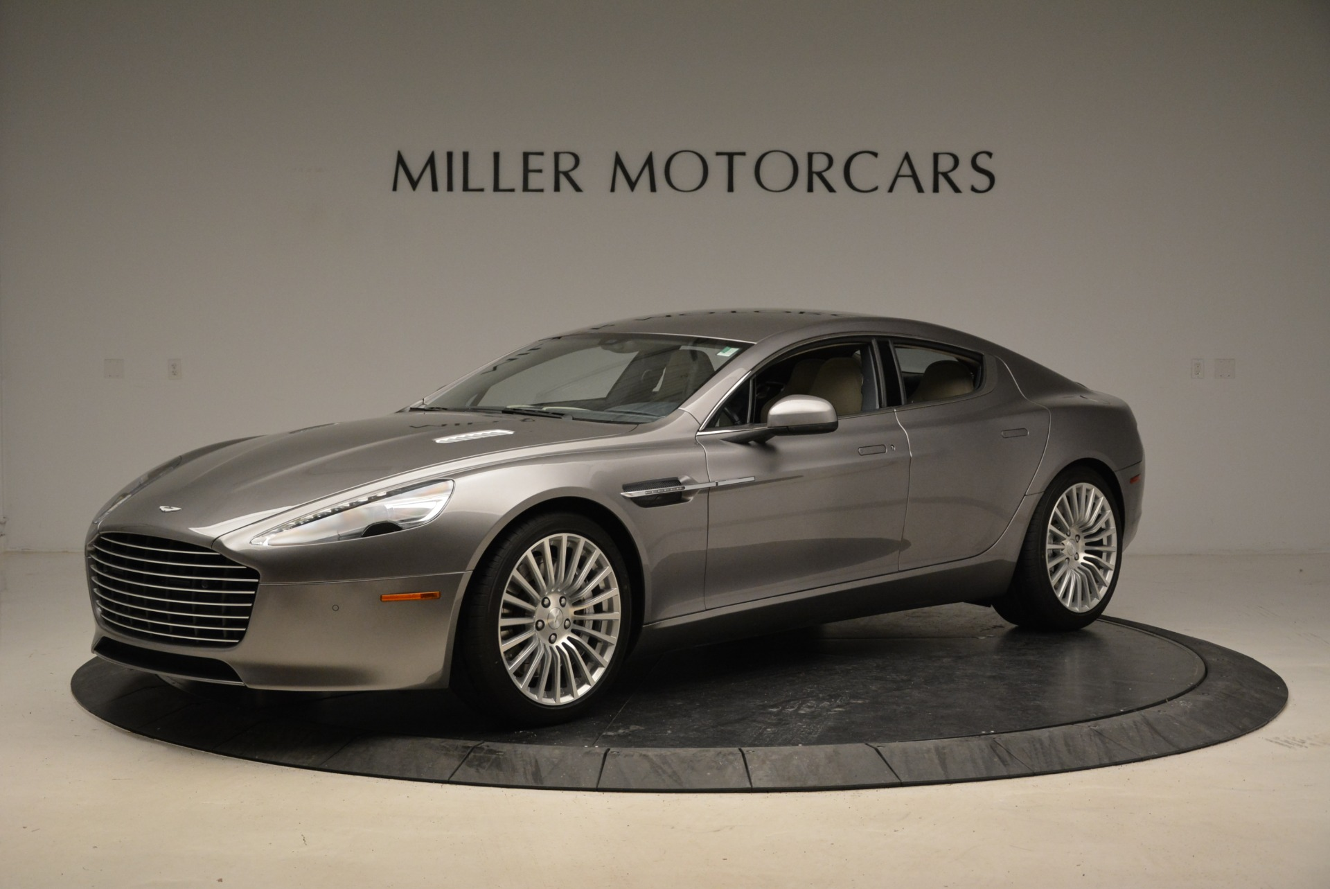 Used 2014 Aston Martin Rapide S  For Sale In Greenwich, CT 1910_p2