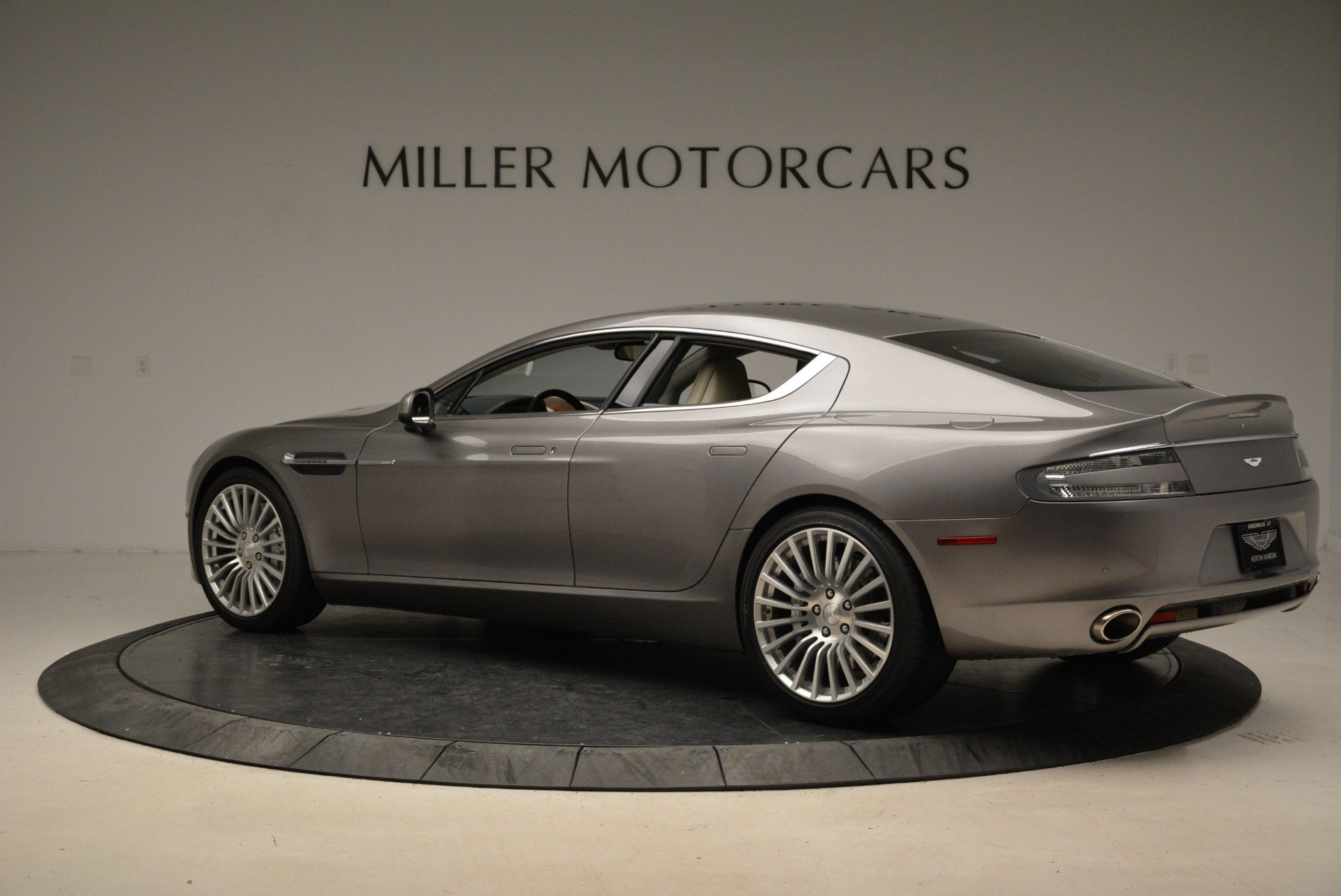Used 2014 Aston Martin Rapide S  For Sale In Greenwich, CT 1910_p4