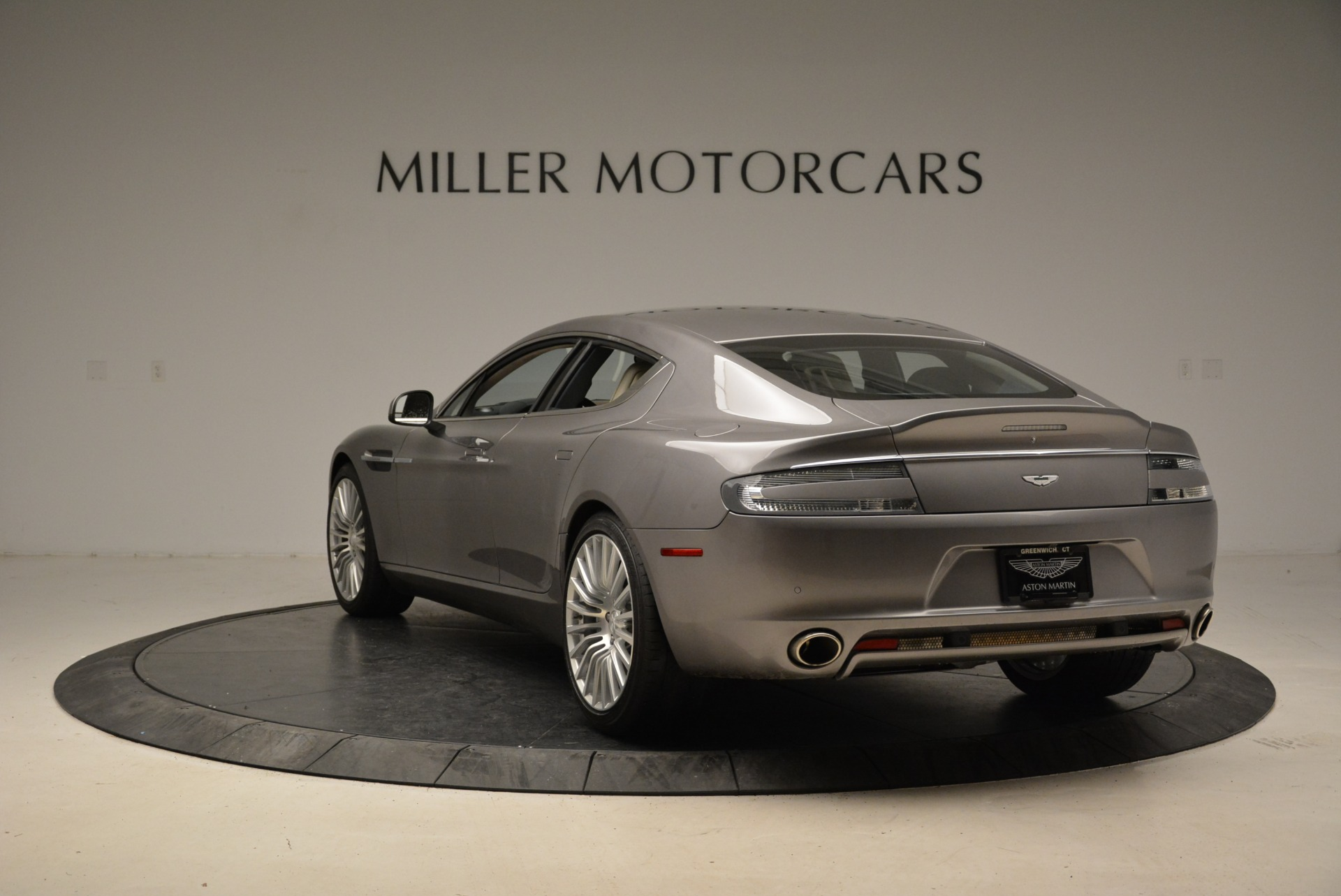 Used 2014 Aston Martin Rapide S  For Sale In Greenwich, CT 1910_p5