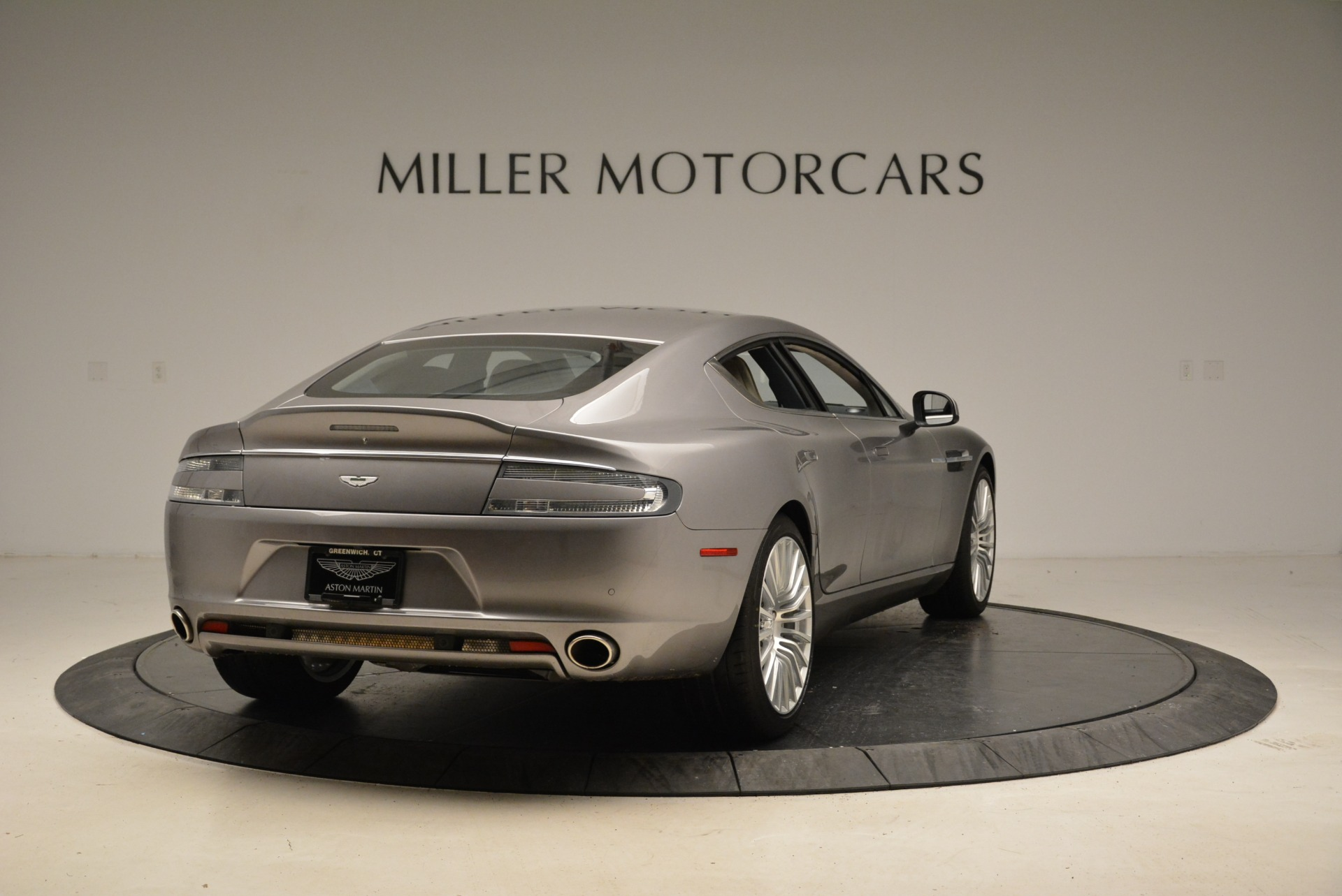 Used 2014 Aston Martin Rapide S  For Sale In Greenwich, CT 1910_p7