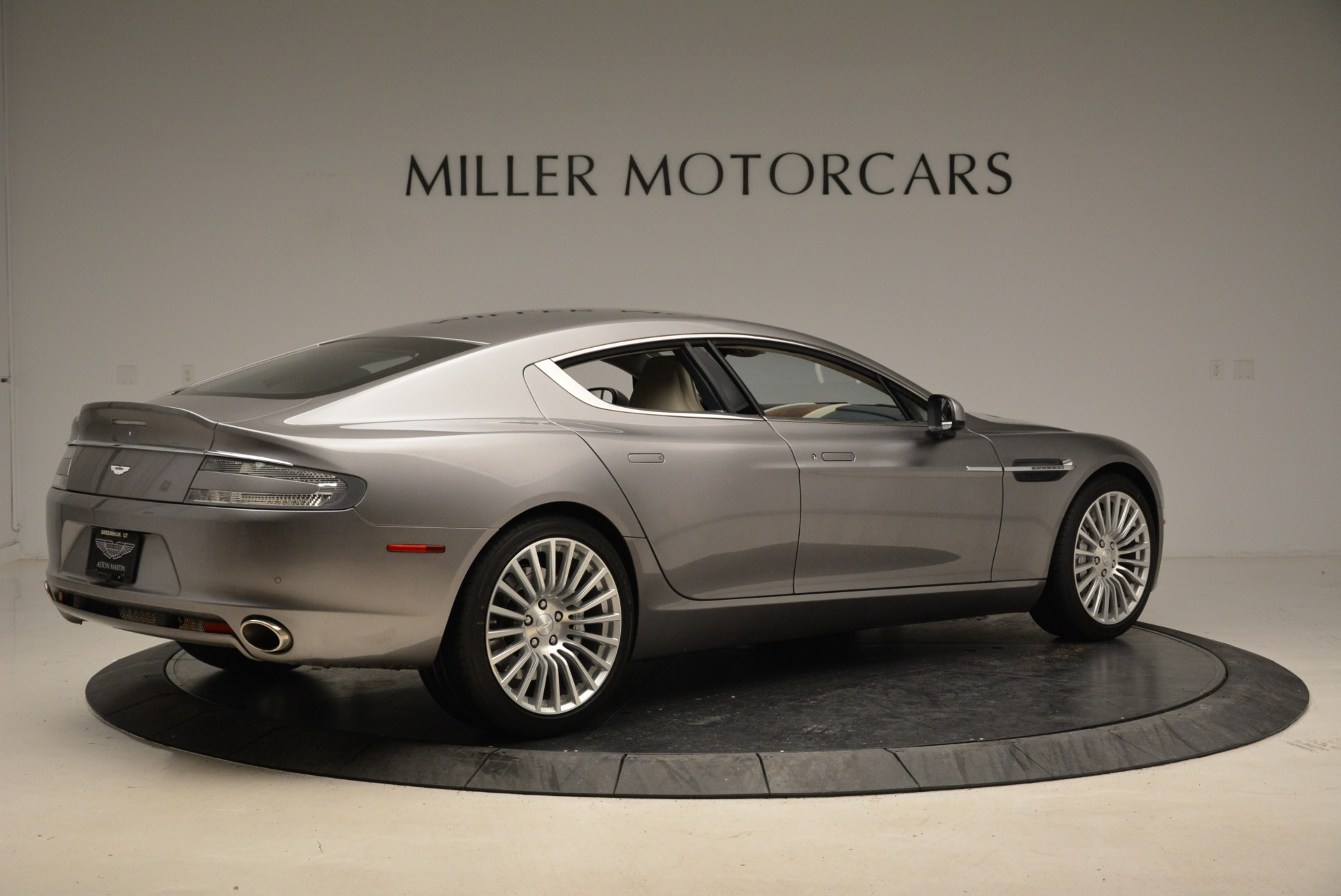 Used 2014 Aston Martin Rapide S  For Sale In Greenwich, CT 1910_p8