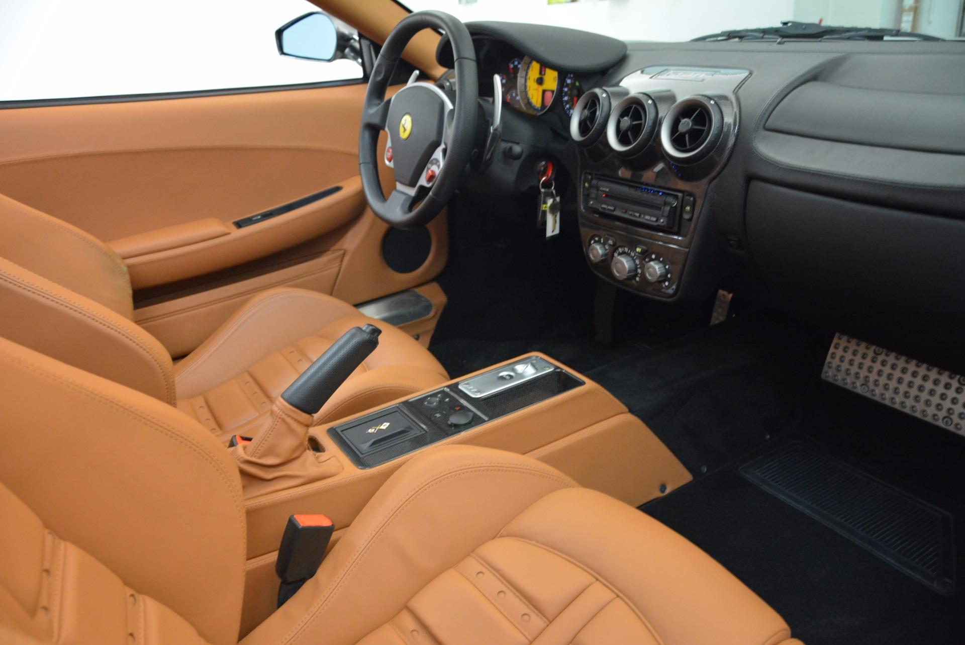 Used 2008 Ferrari F430 Spider  For Sale In Greenwich, CT 1911_p27