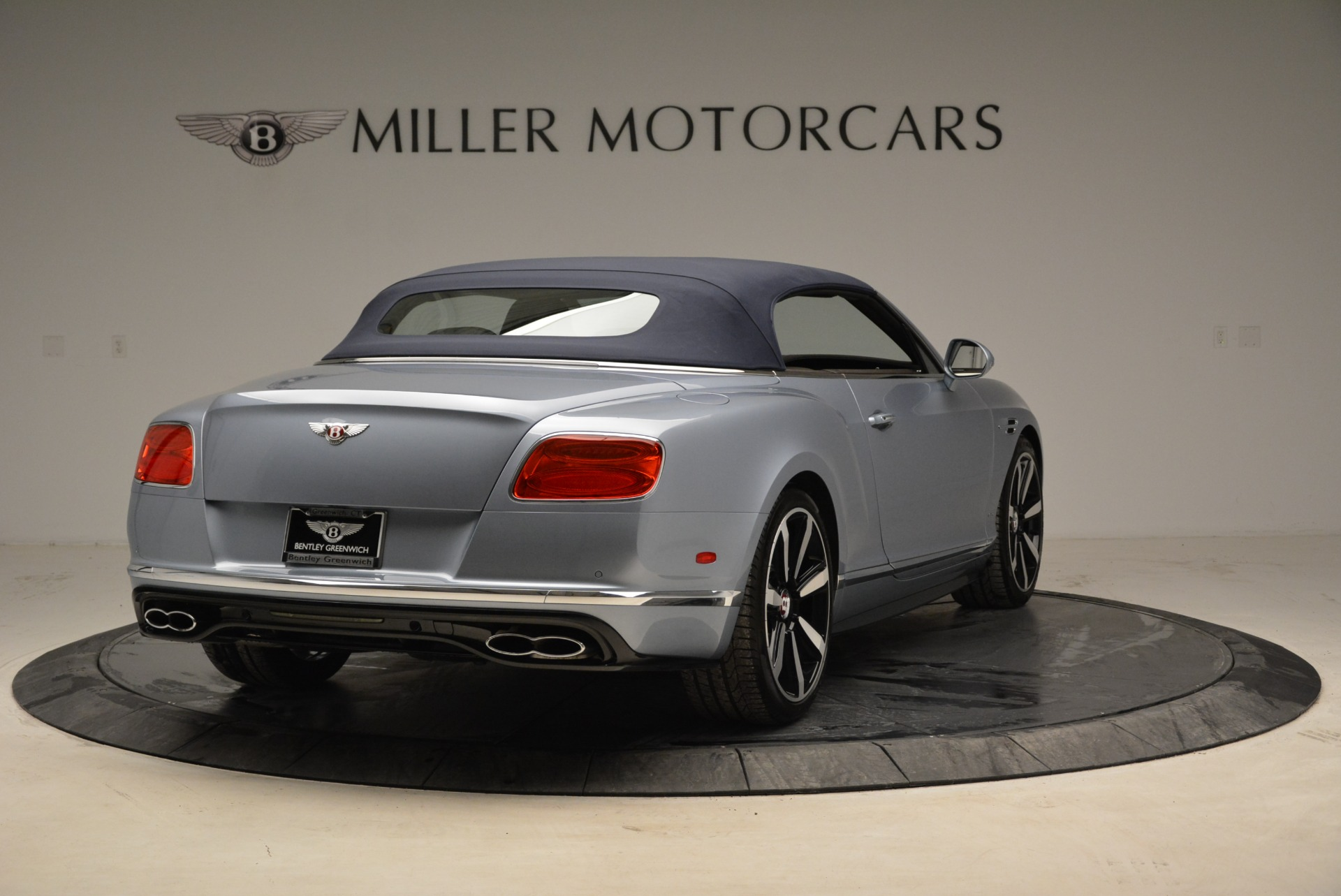 Used 2017 Bentley Continental GT V8 S For Sale In Greenwich, CT 1915_p20