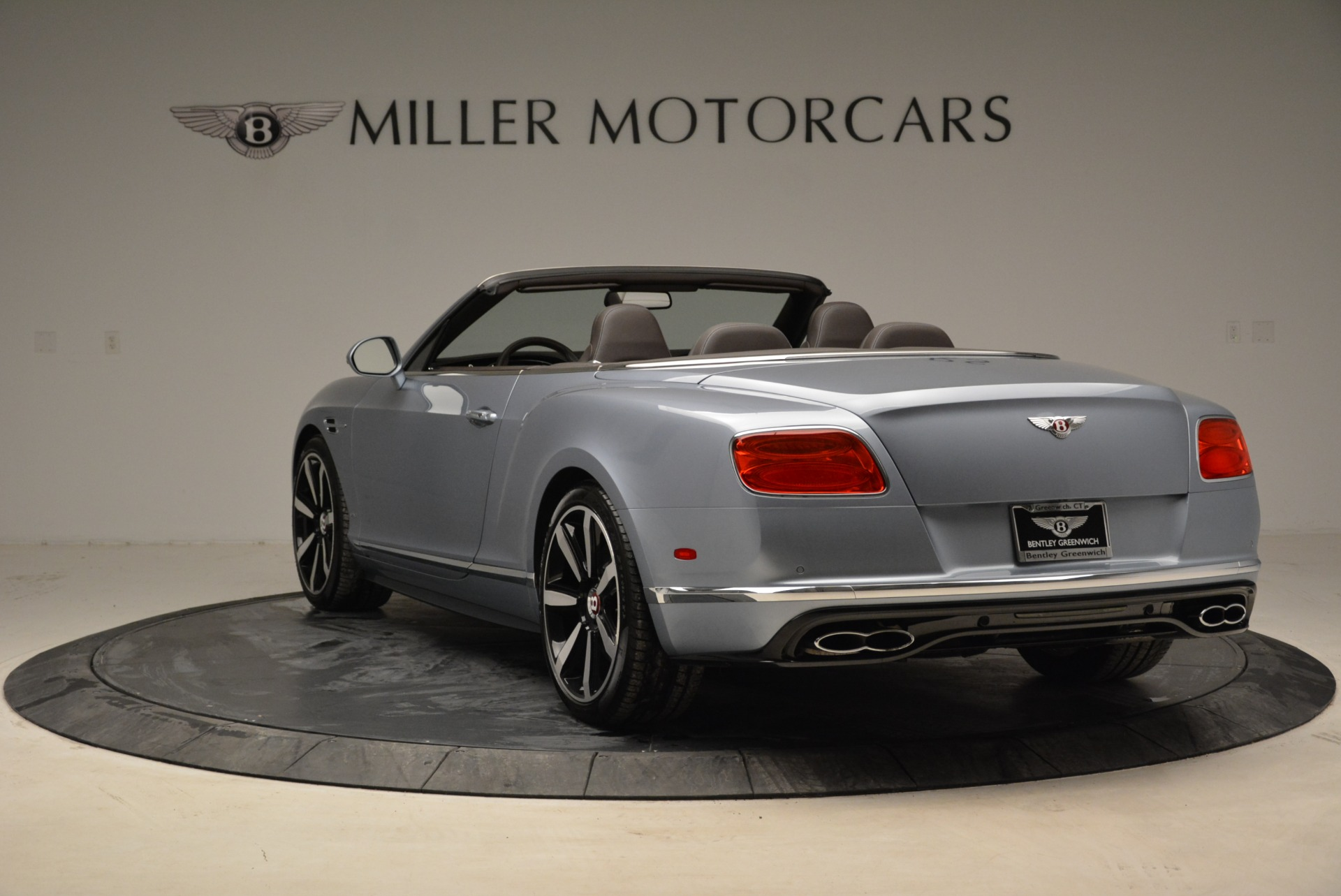 Used 2017 Bentley Continental GT V8 S For Sale In Greenwich, CT 1915_p5