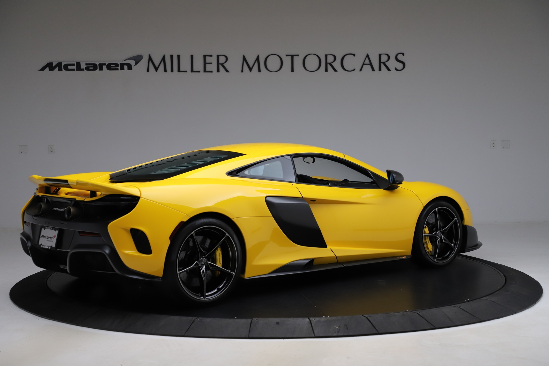Used 2016 McLaren 675LT Coupe For Sale In Greenwich, CT 1916_p7