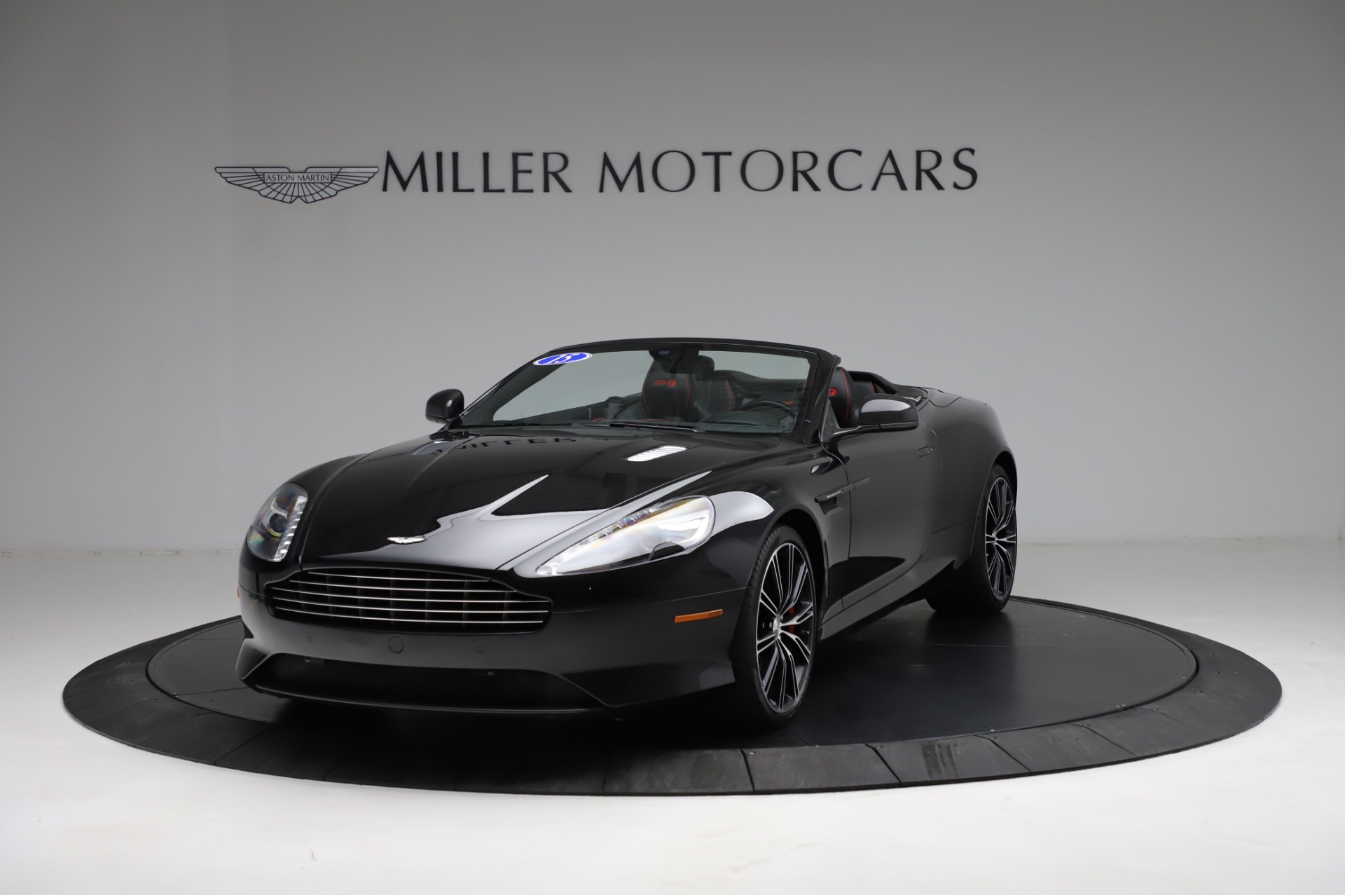 Used 2015 Aston Martin DB9 Convertible For Sale In Greenwich, CT 1919_p12