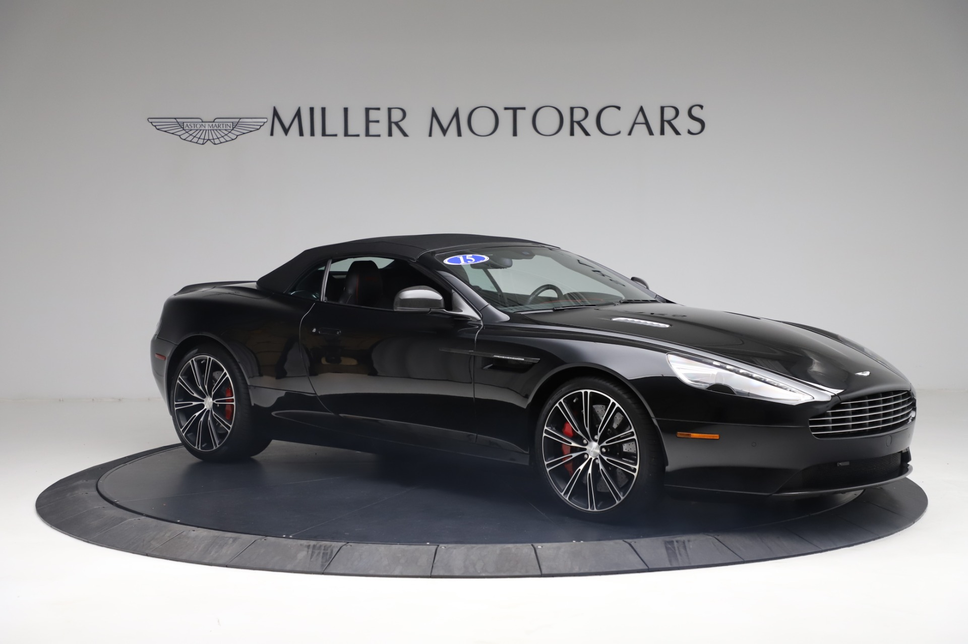Used 2015 Aston Martin DB9 Convertible For Sale In Greenwich, CT 1919_p17