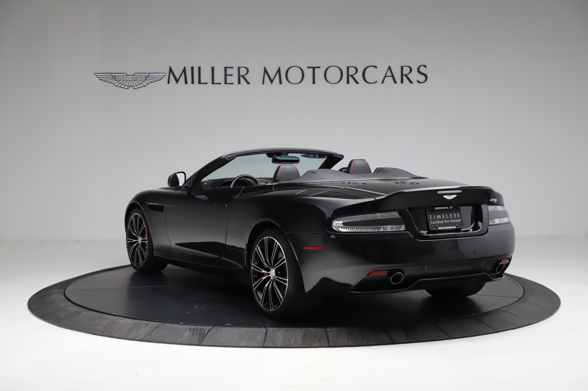 Used 2015 Aston Martin DB9 Convertible For Sale In Greenwich, CT 1919_p4