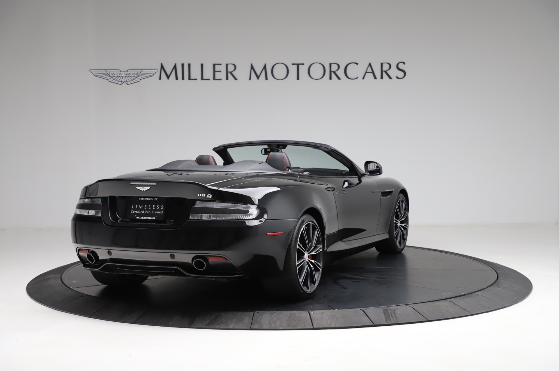 Used 2015 Aston Martin DB9 Convertible For Sale In Greenwich, CT 1919_p6