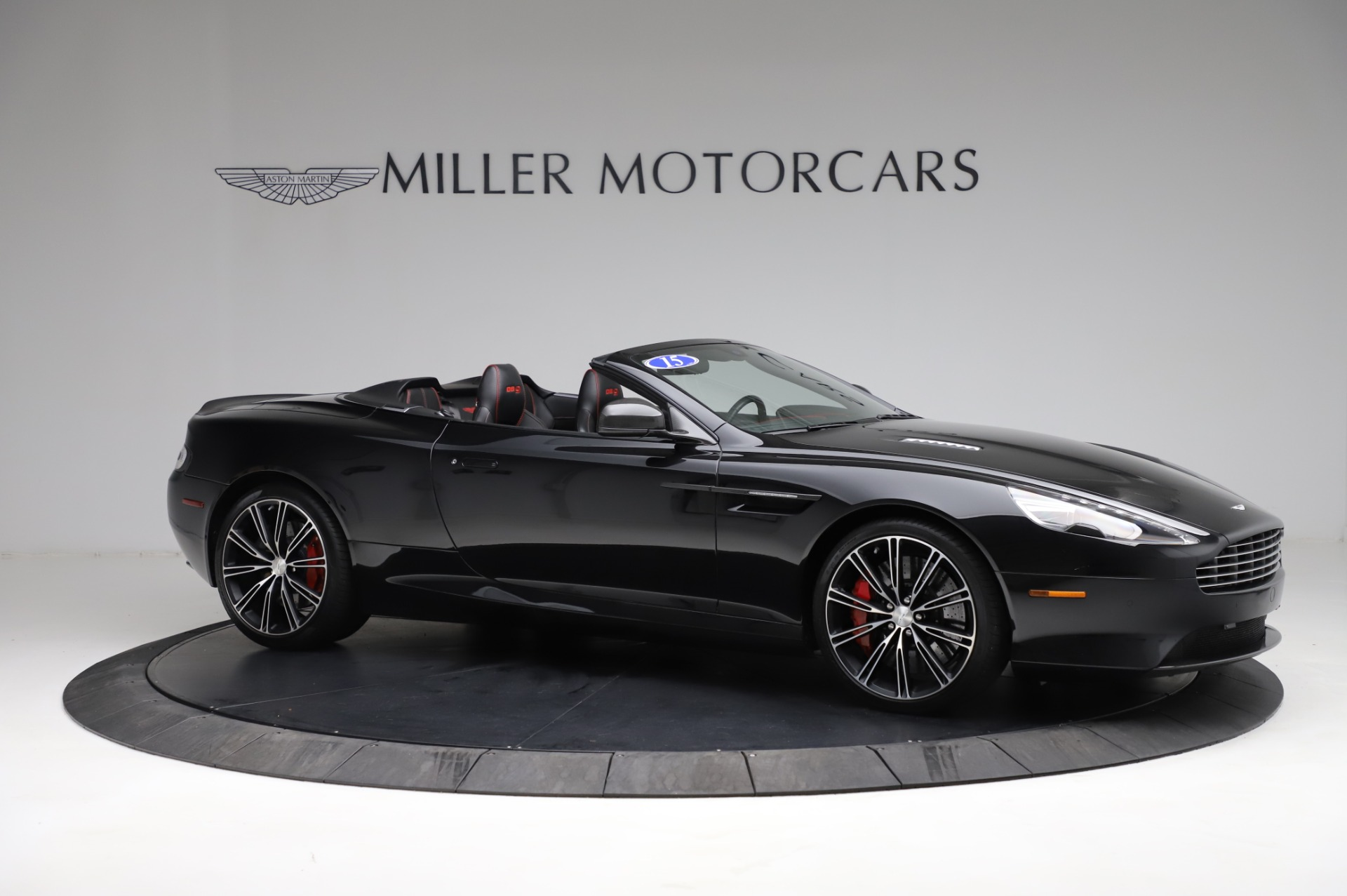 Used 2015 Aston Martin DB9 Convertible For Sale In Greenwich, CT 1919_p9