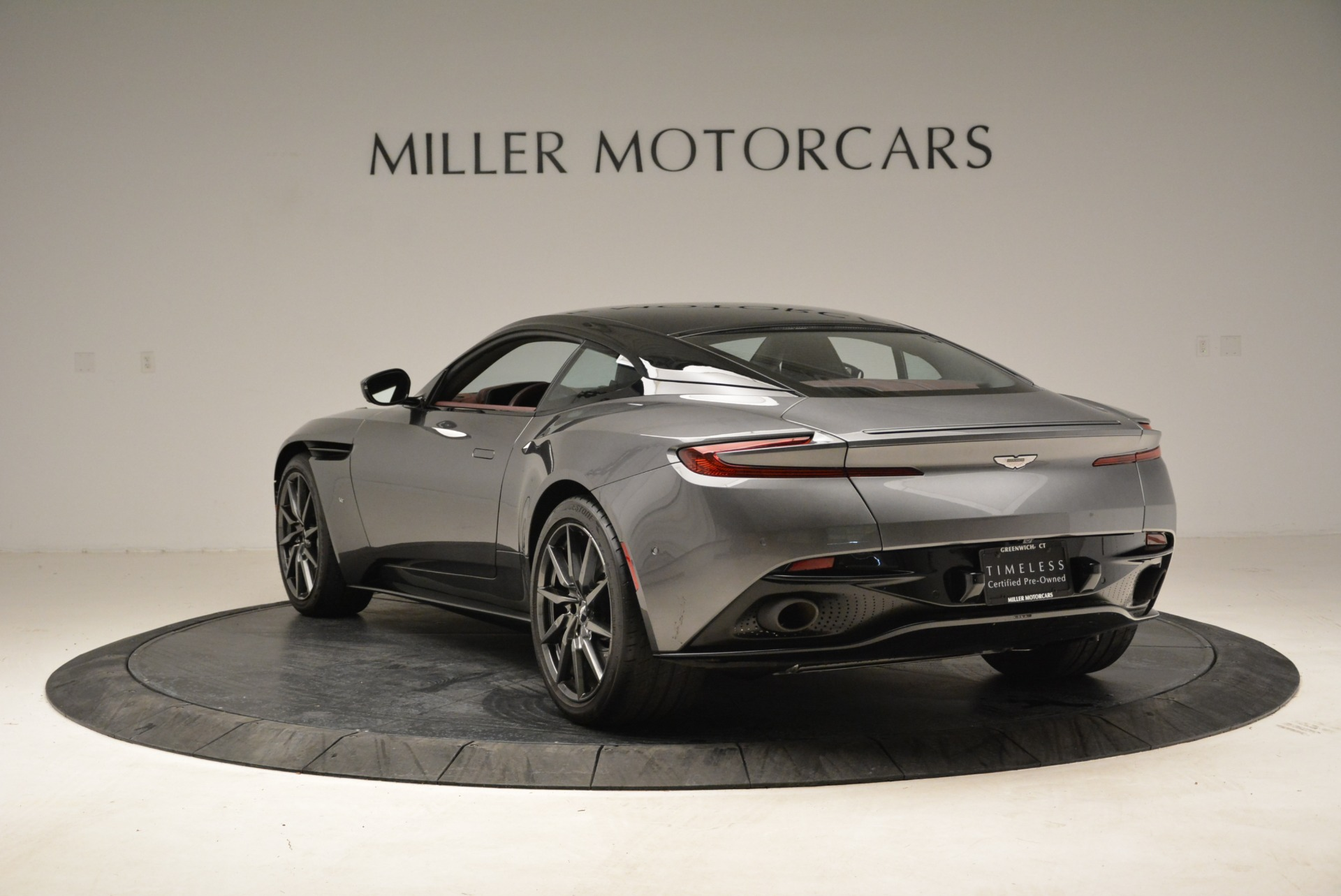 Used 2017 Aston Martin DB11  For Sale In Greenwich, CT 1920_p5