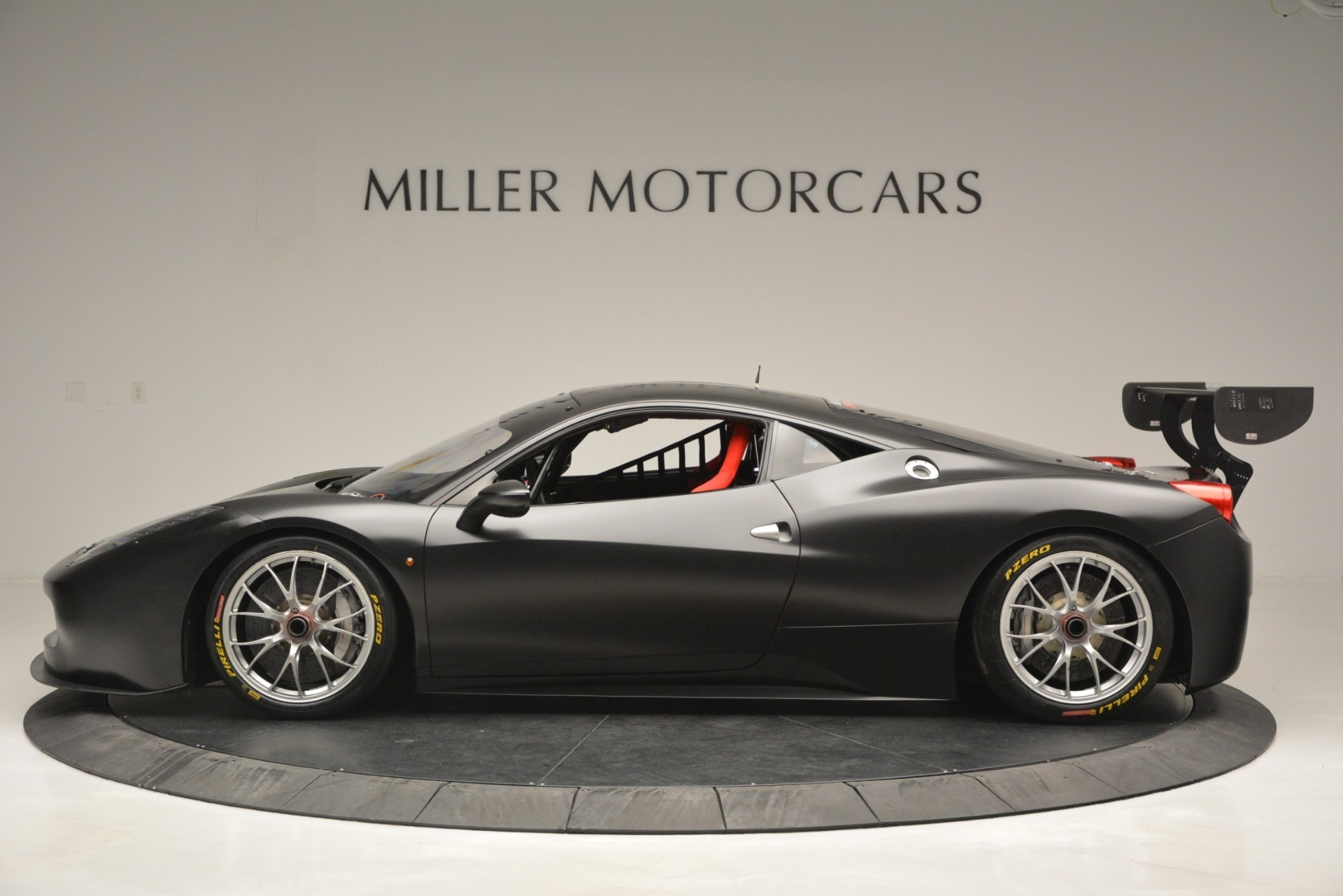 Used 2013 Ferrari 458 Challenge  For Sale In Greenwich, CT 1921_p3