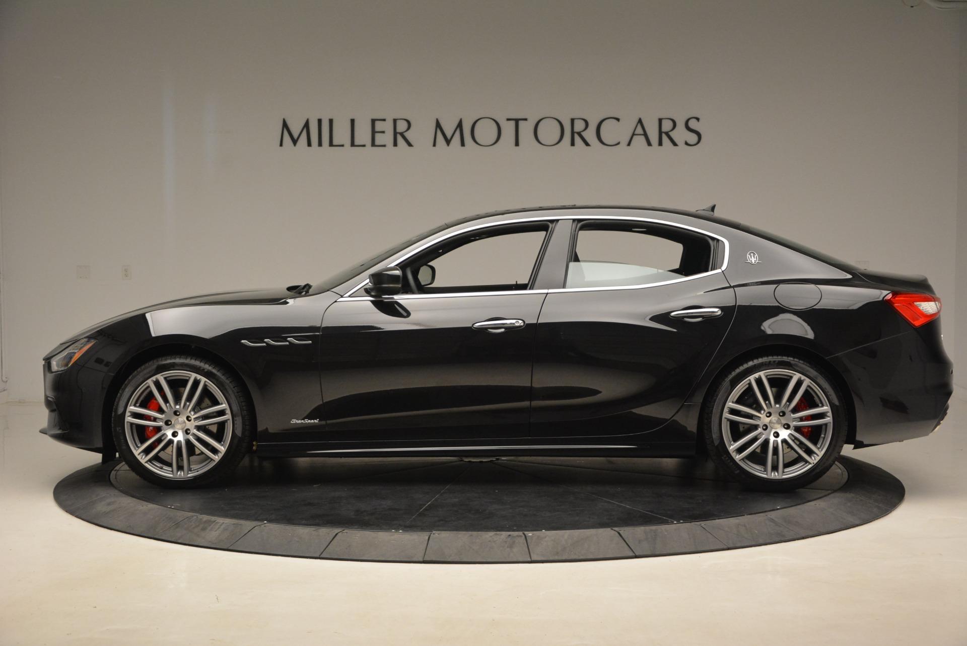New 2018 Maserati Ghibli S Q4 GranLusso For Sale In Greenwich, CT 1923_p3