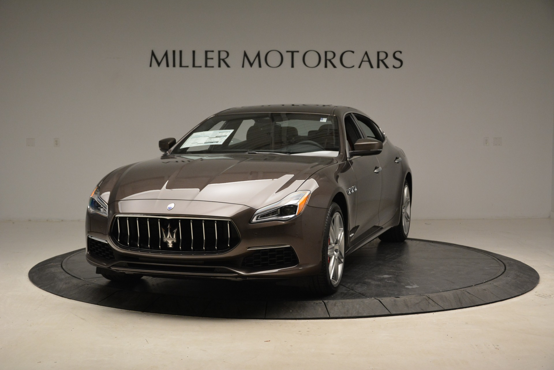 New 2018 Maserati Quattroporte S Q4 GranLusso For Sale In Greenwich, CT