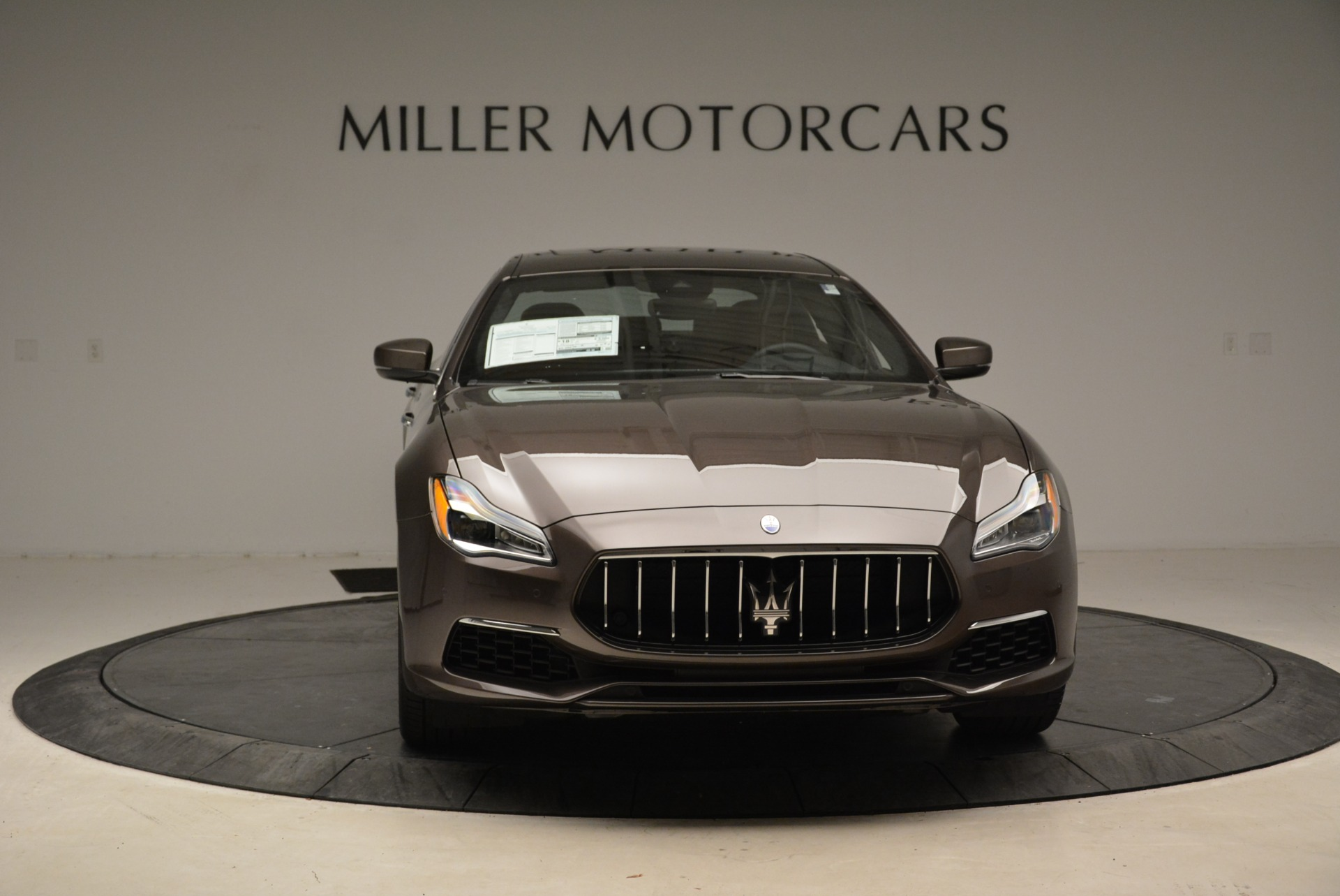 New 2018 Maserati Quattroporte S Q4 GranLusso For Sale In Greenwich, CT 1926_p12