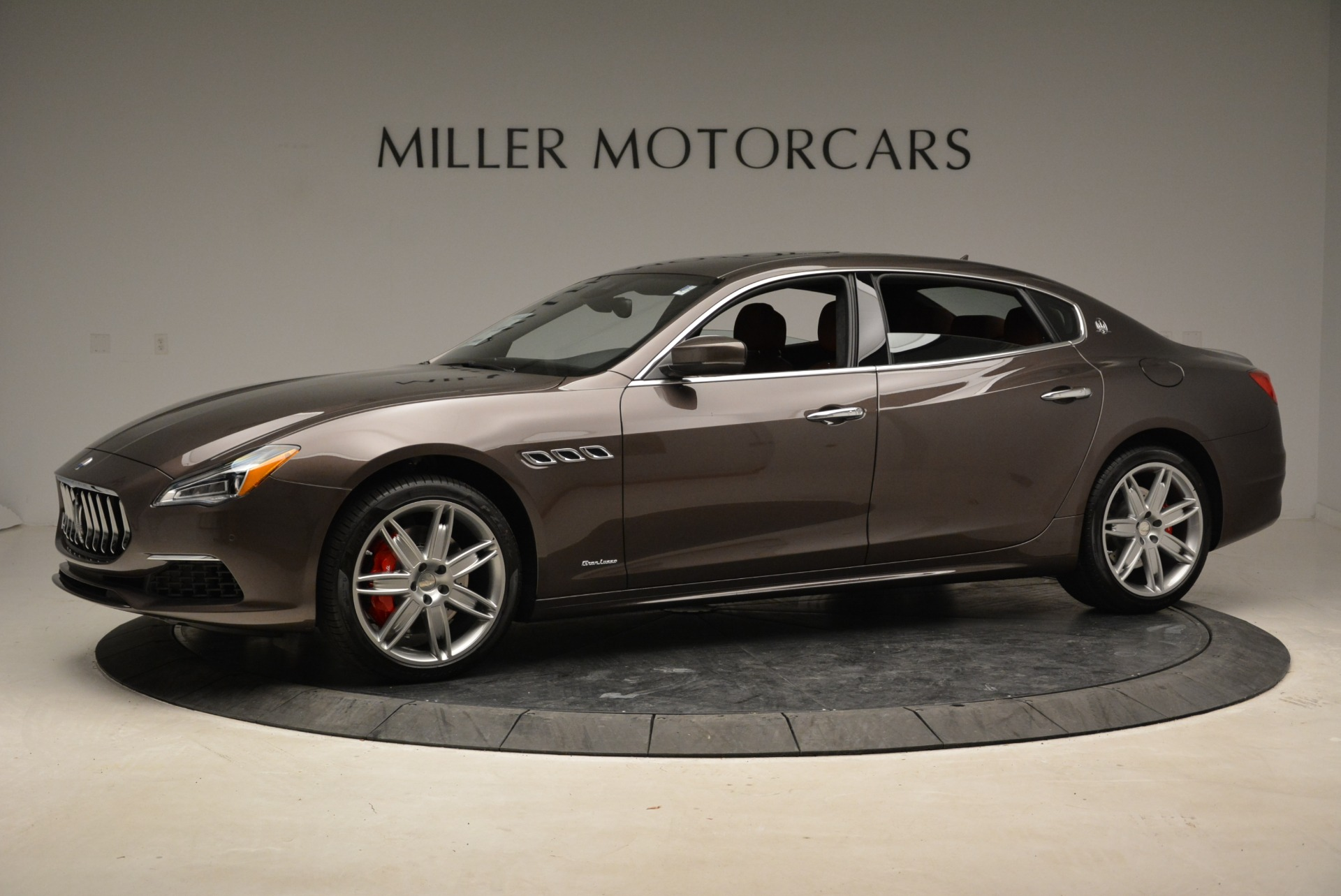 New 2018 Maserati Quattroporte S Q4 GranLusso For Sale In Greenwich, CT 1926_p3