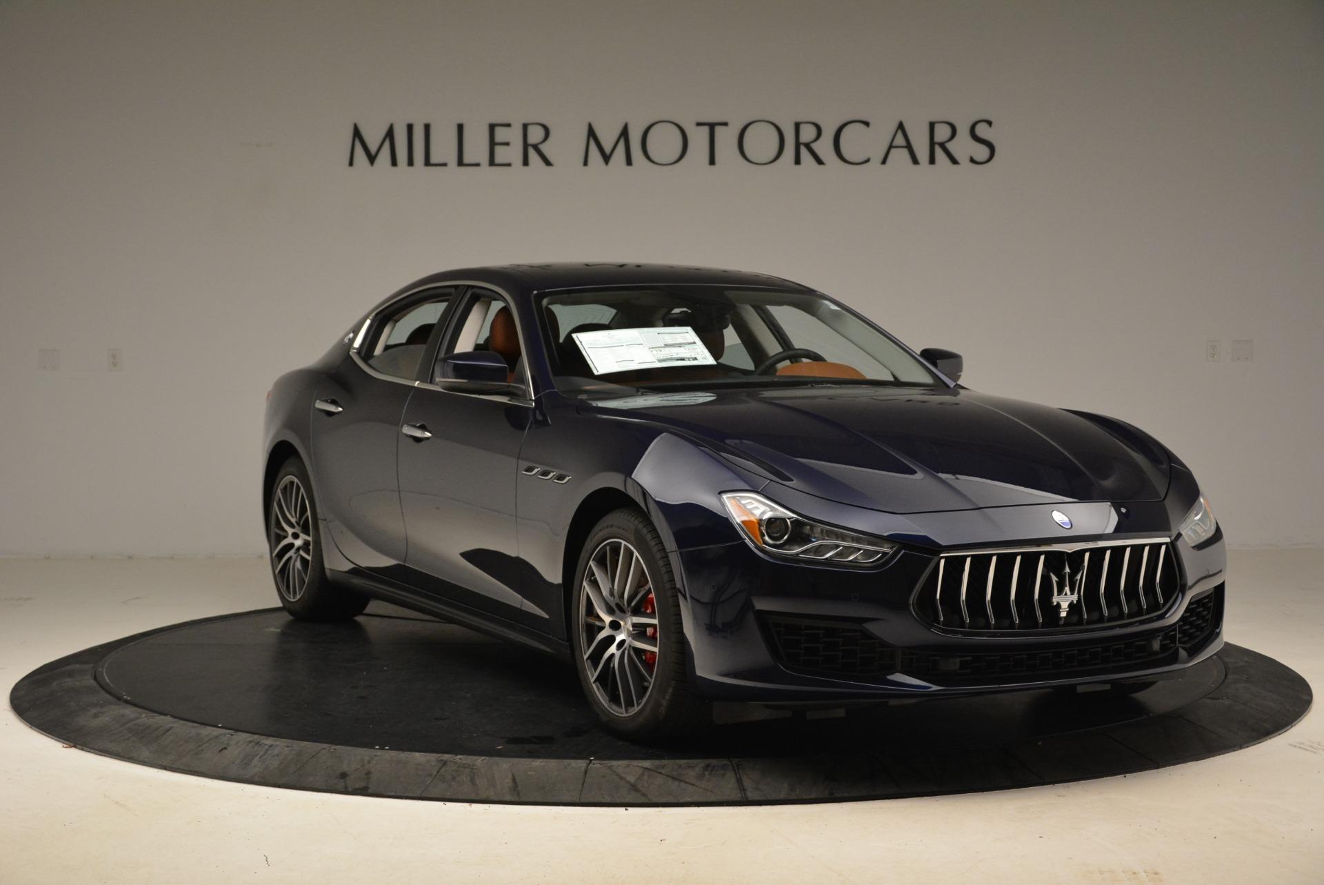 New 2018 Maserati Ghibli S Q4 For Sale In Greenwich, CT 1928_p11