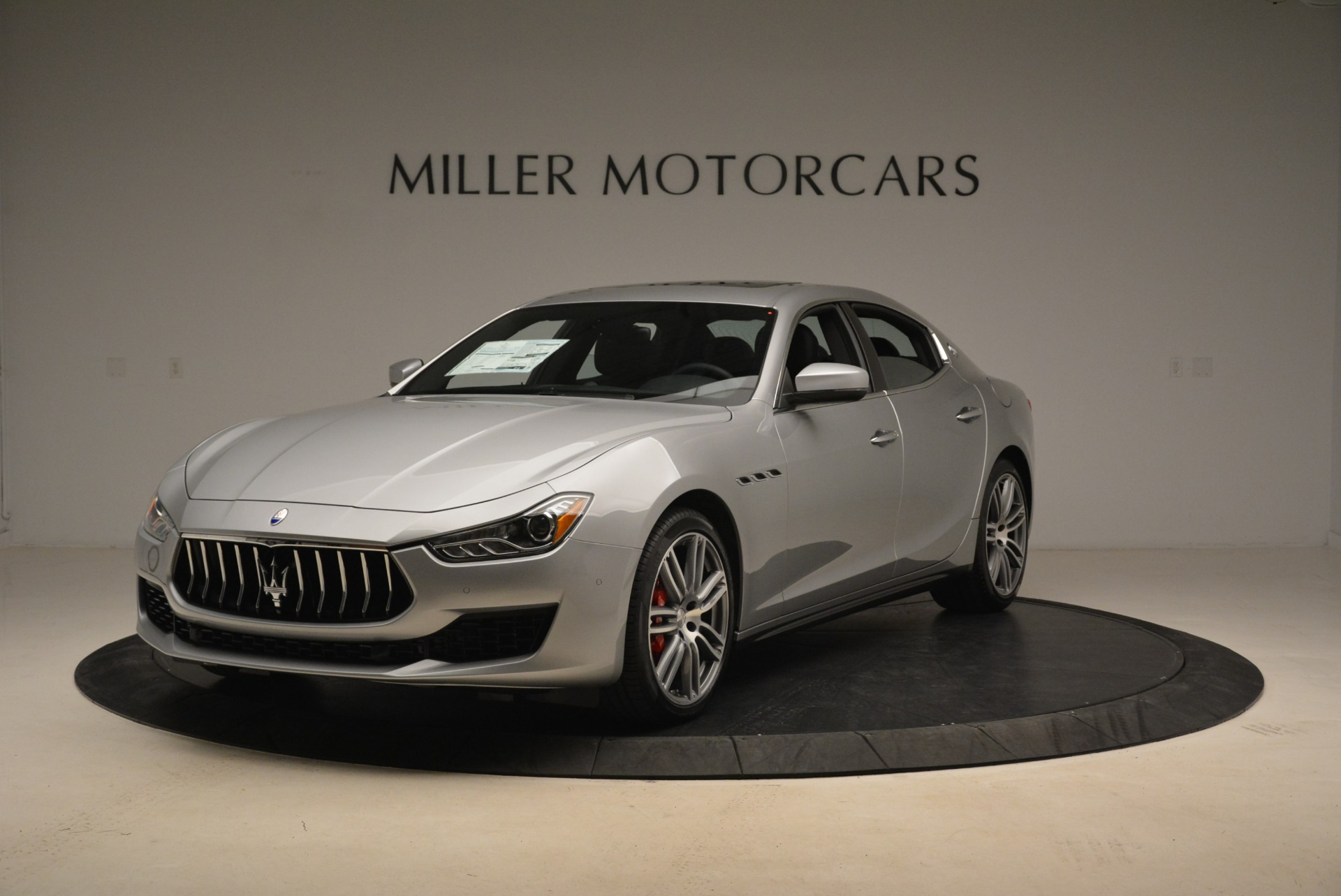 Used 2018 Maserati Ghibli S Q4 For Sale In Greenwich, CT 1929_main