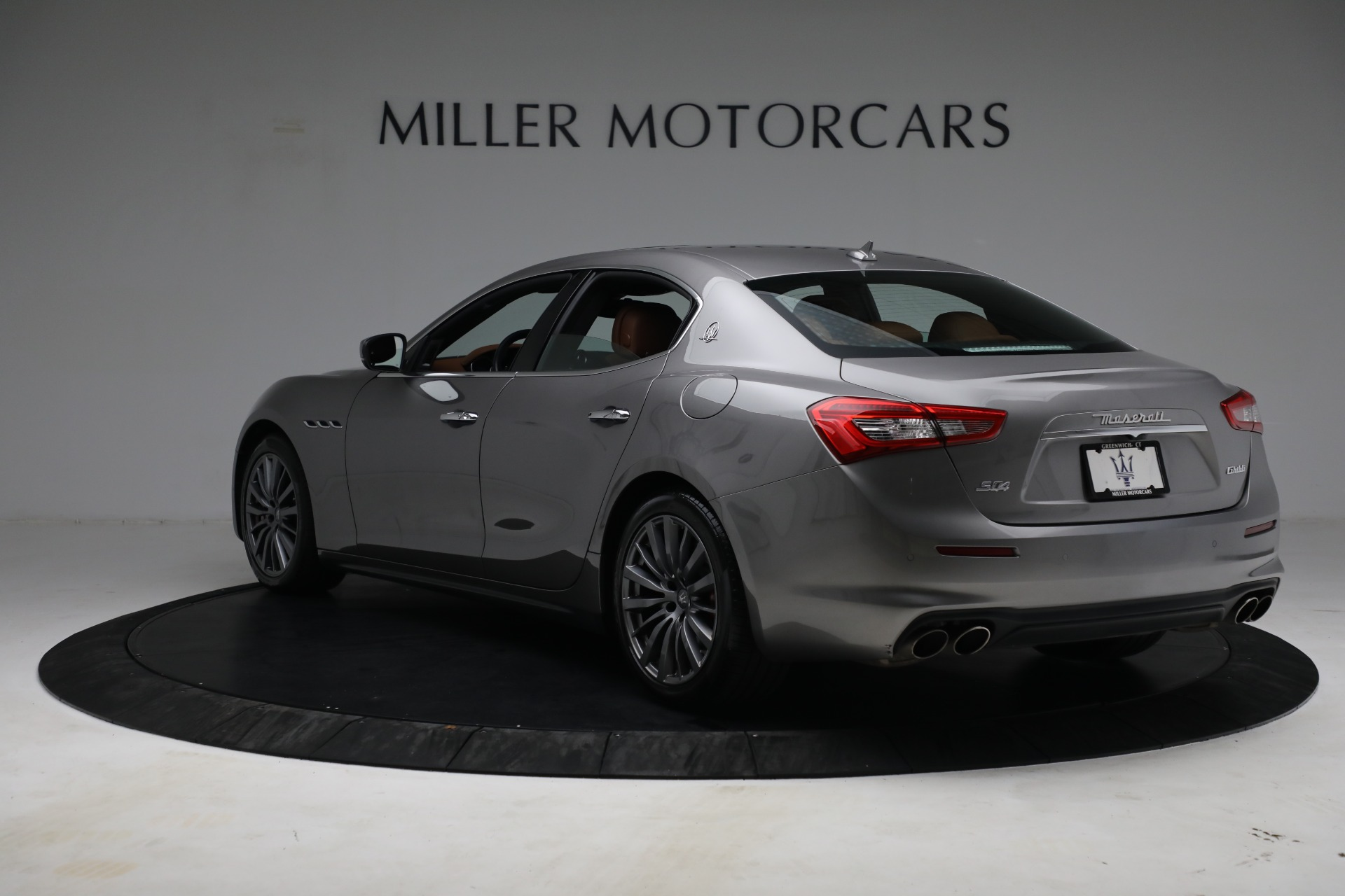 New 2018 Maserati Ghibli S Q4 For Sale In Greenwich, CT 1930_p5