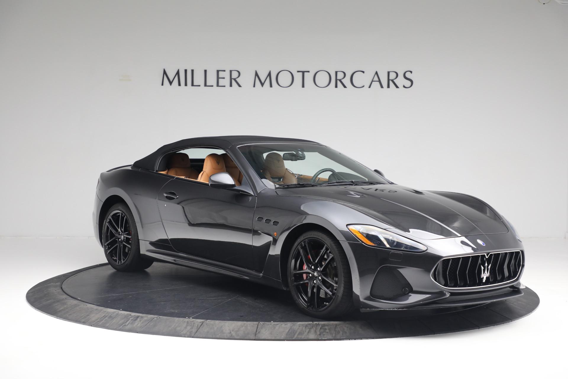 New 2018 Maserati GranTurismo MC Convertible For Sale In Greenwich, CT 1933_p18
