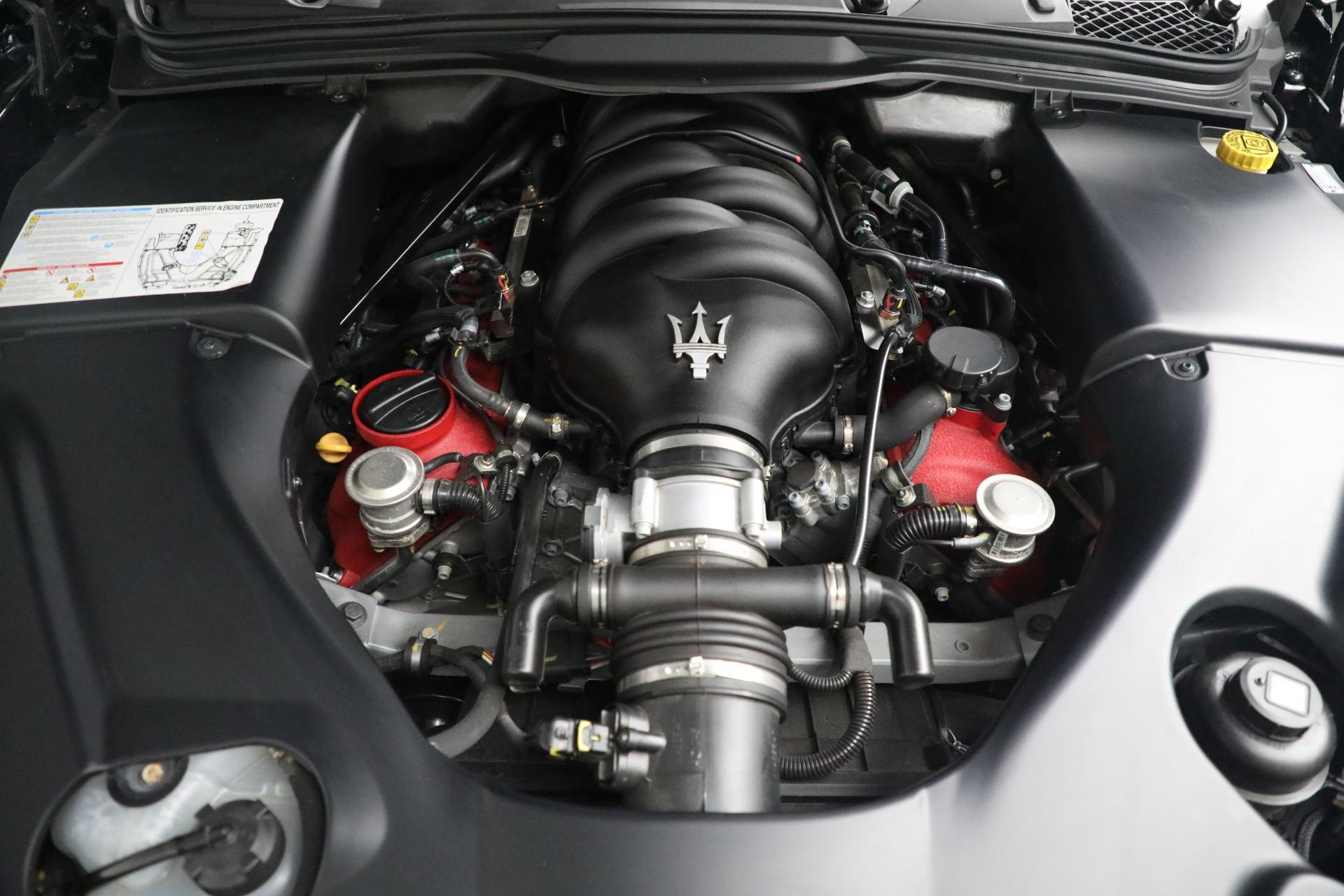 New 2018 Maserati GranTurismo MC Convertible For Sale In Greenwich, CT 1933_p27