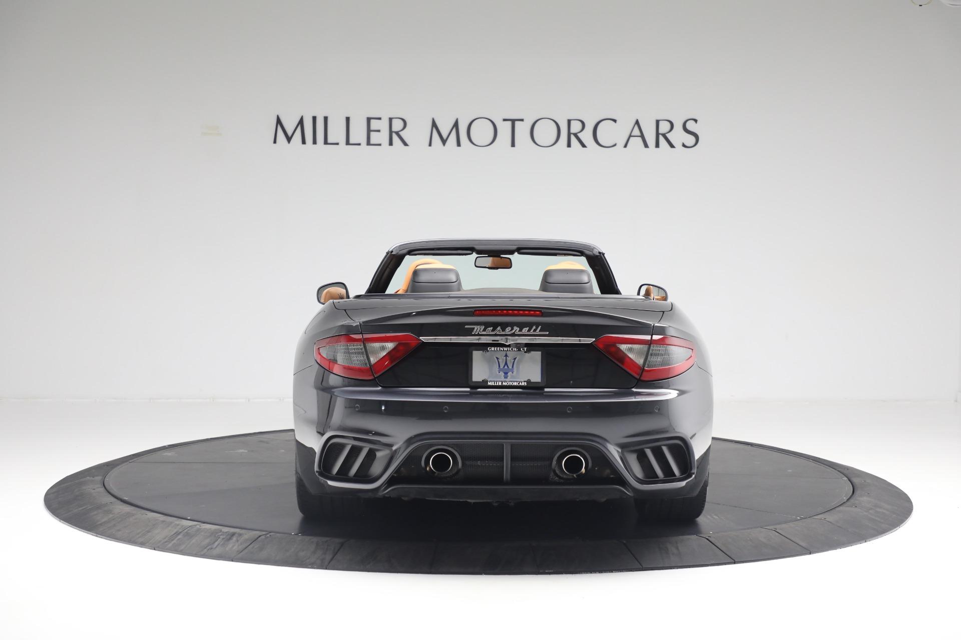 New 2018 Maserati GranTurismo MC Convertible For Sale In Greenwich, CT 1933_p6