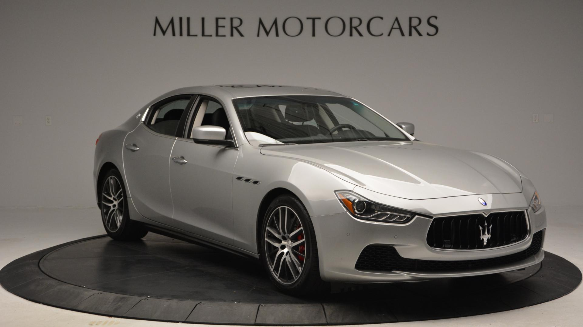 New 2016 Maserati Ghibli S Q4 For Sale In Greenwich, CT 194_p11