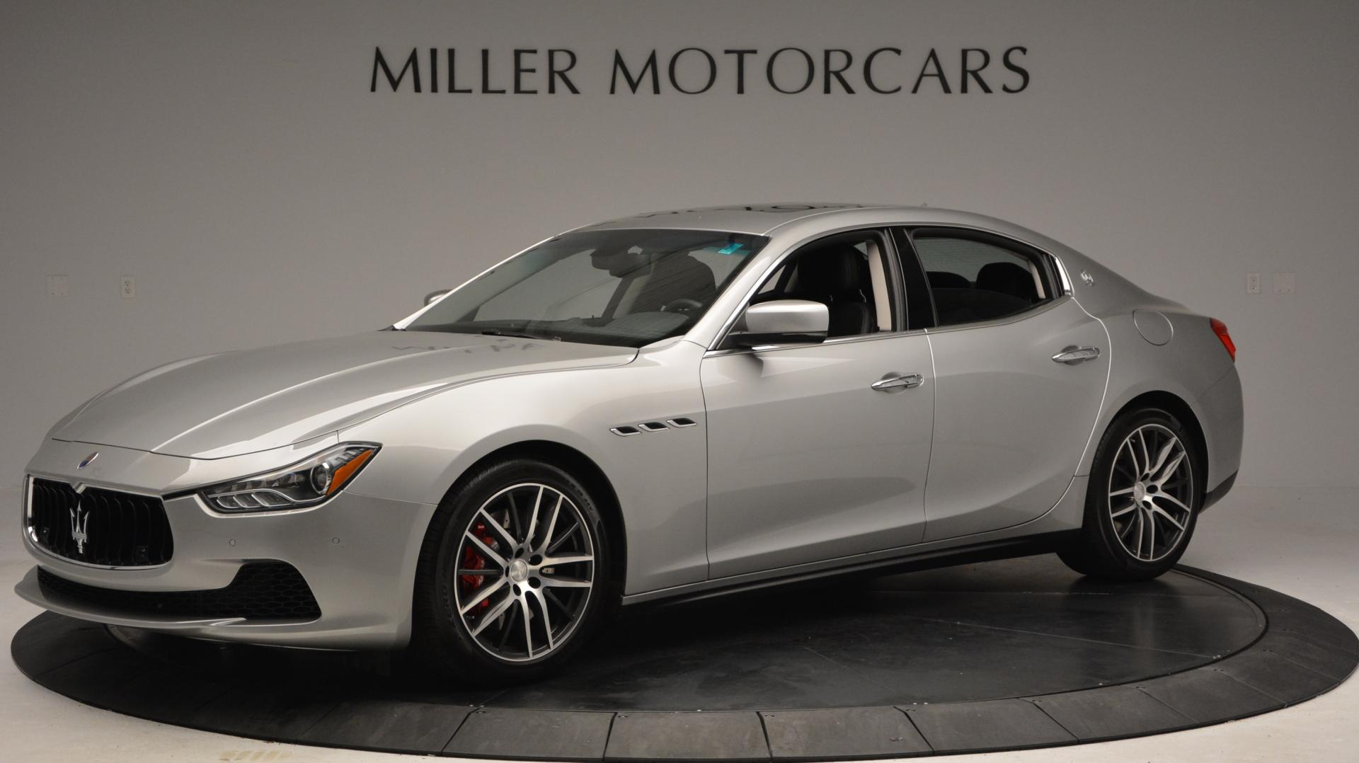 New 2016 Maserati Ghibli S Q4 For Sale In Greenwich, CT 194_p2