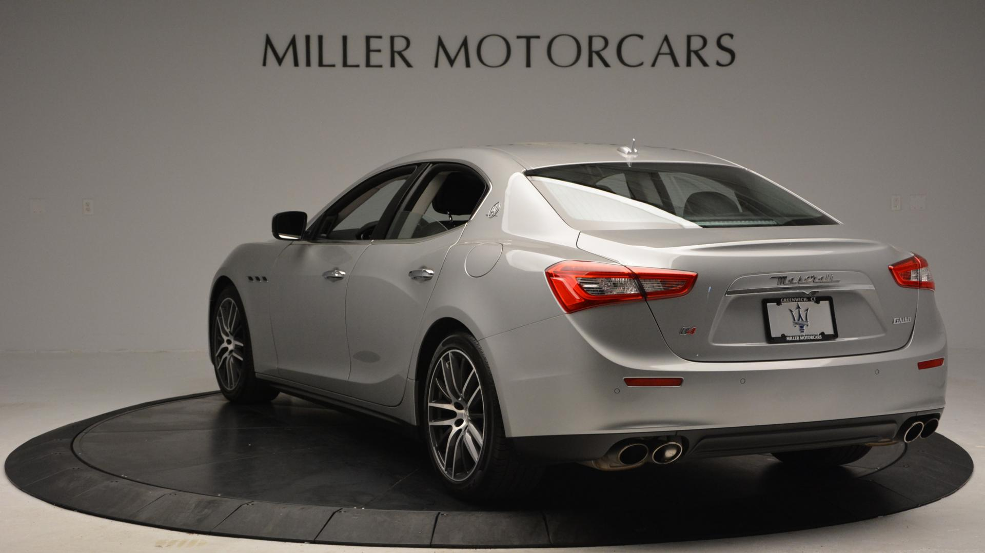 New 2016 Maserati Ghibli S Q4 For Sale In Greenwich, CT 194_p5