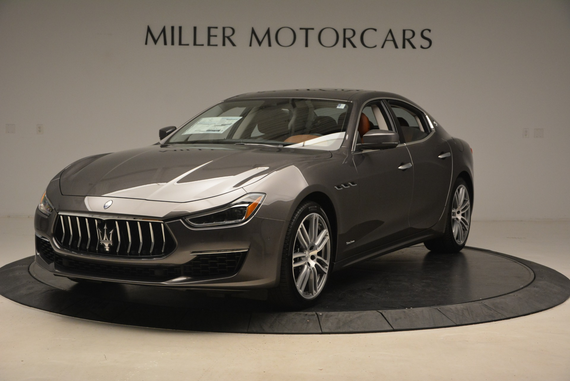 New 2018 Maserati Ghibli S Q4 GranLusso For Sale In Greenwich, CT 1940_main