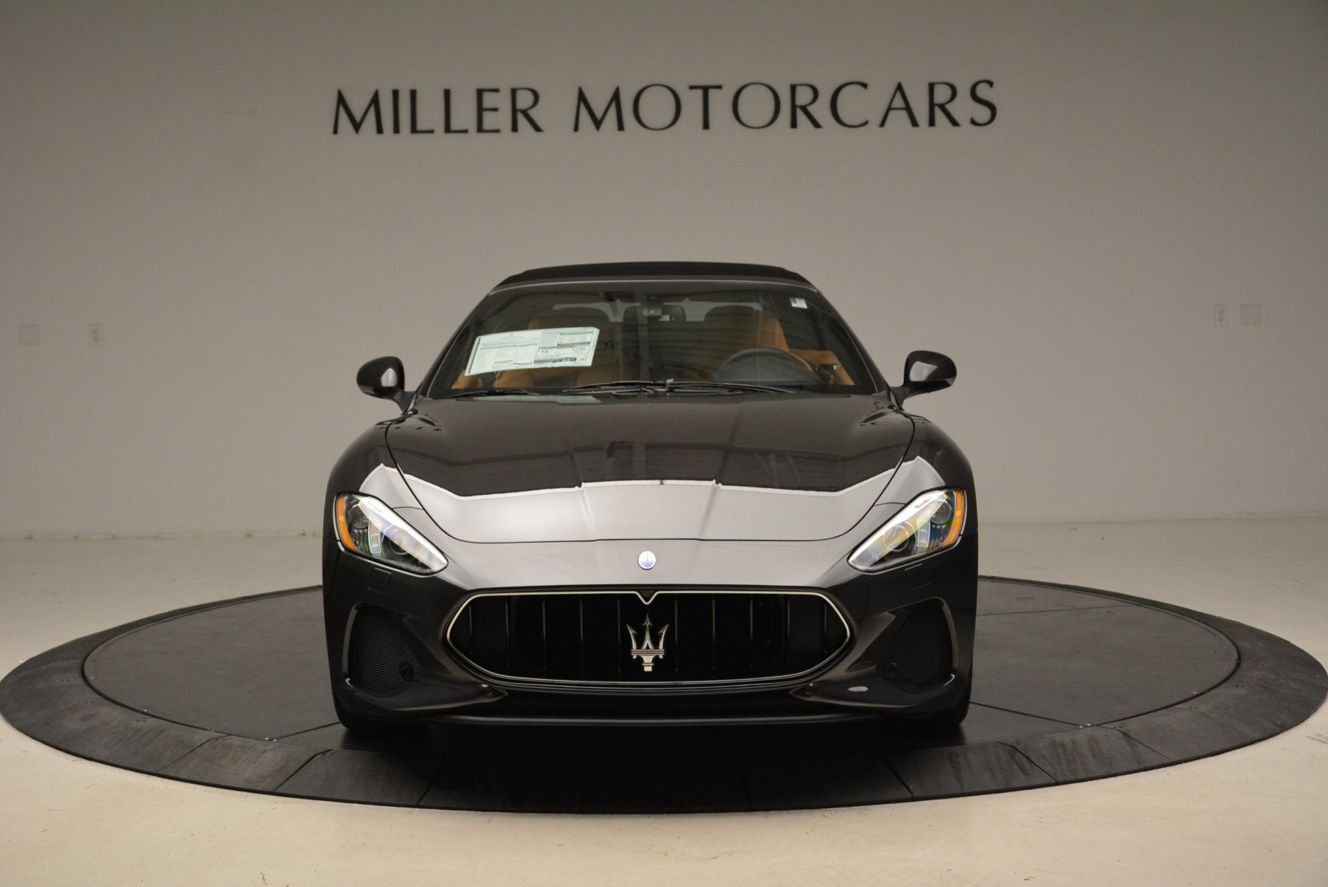New 2018 Maserati GranTurismo Sport Convertible For Sale In Greenwich, CT 1942_p12