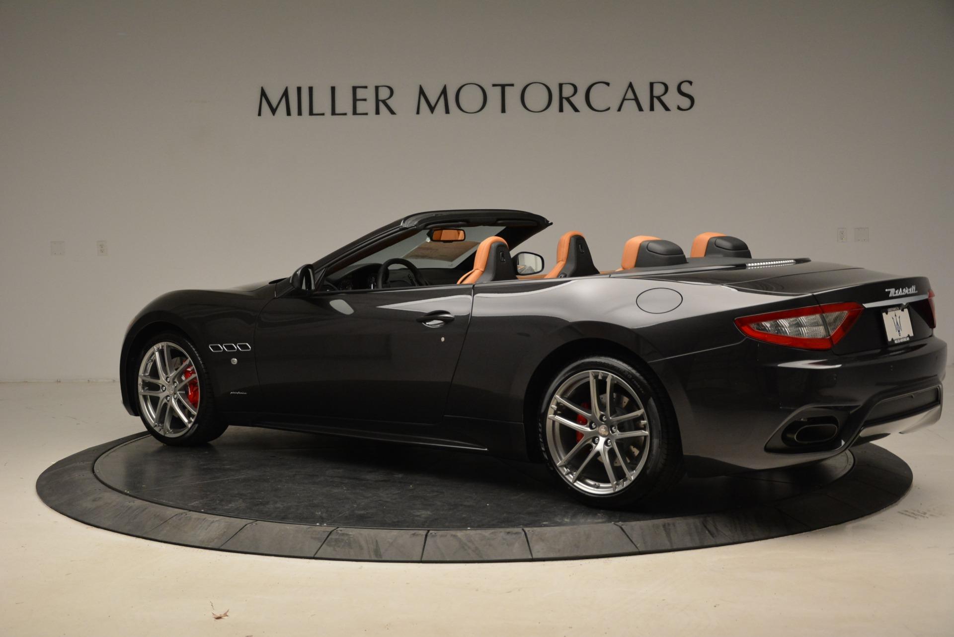 New 2018 Maserati GranTurismo Sport Convertible For Sale In Greenwich, CT 1942_p16