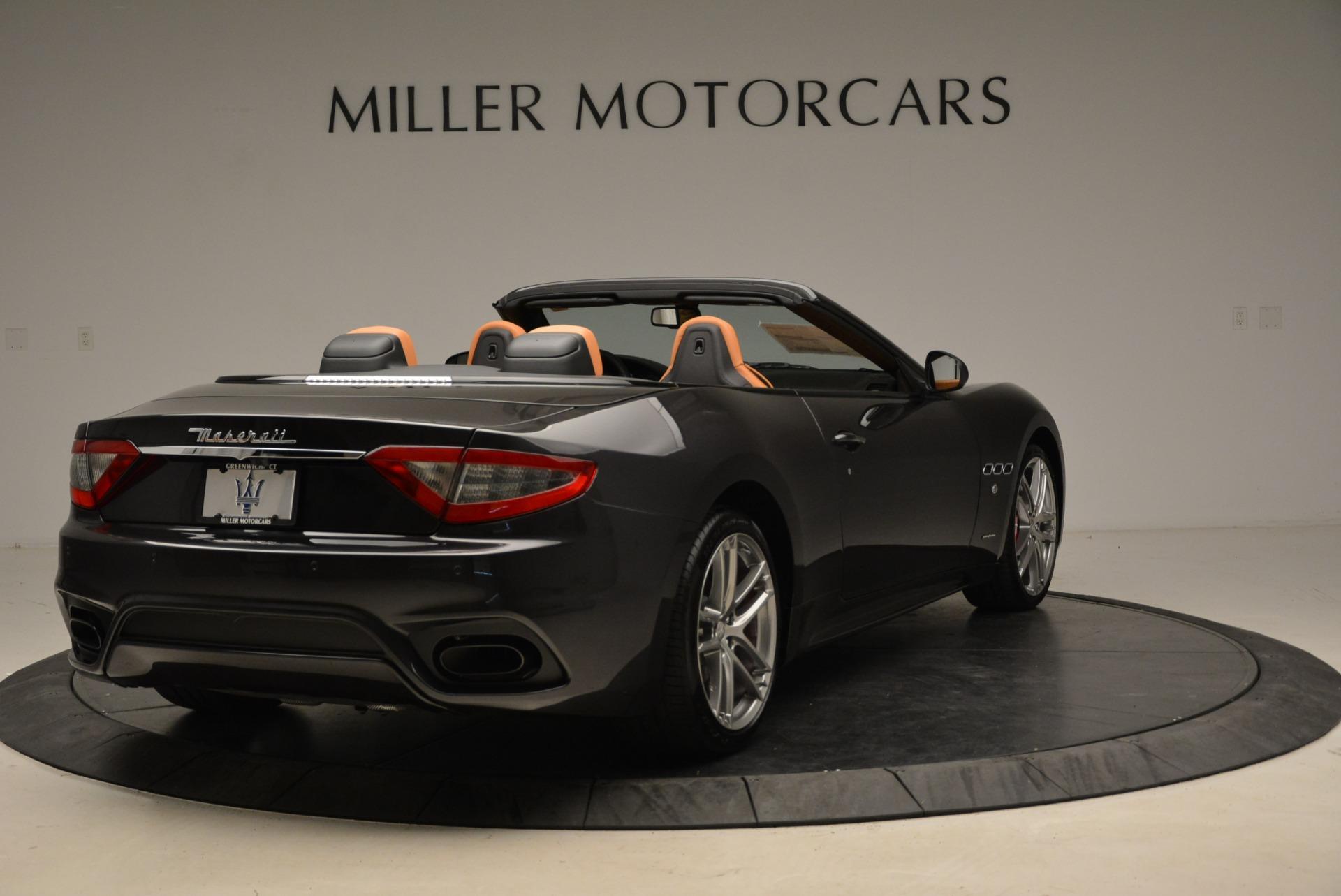 New 2018 Maserati GranTurismo Sport Convertible For Sale In Greenwich, CT 1942_p19