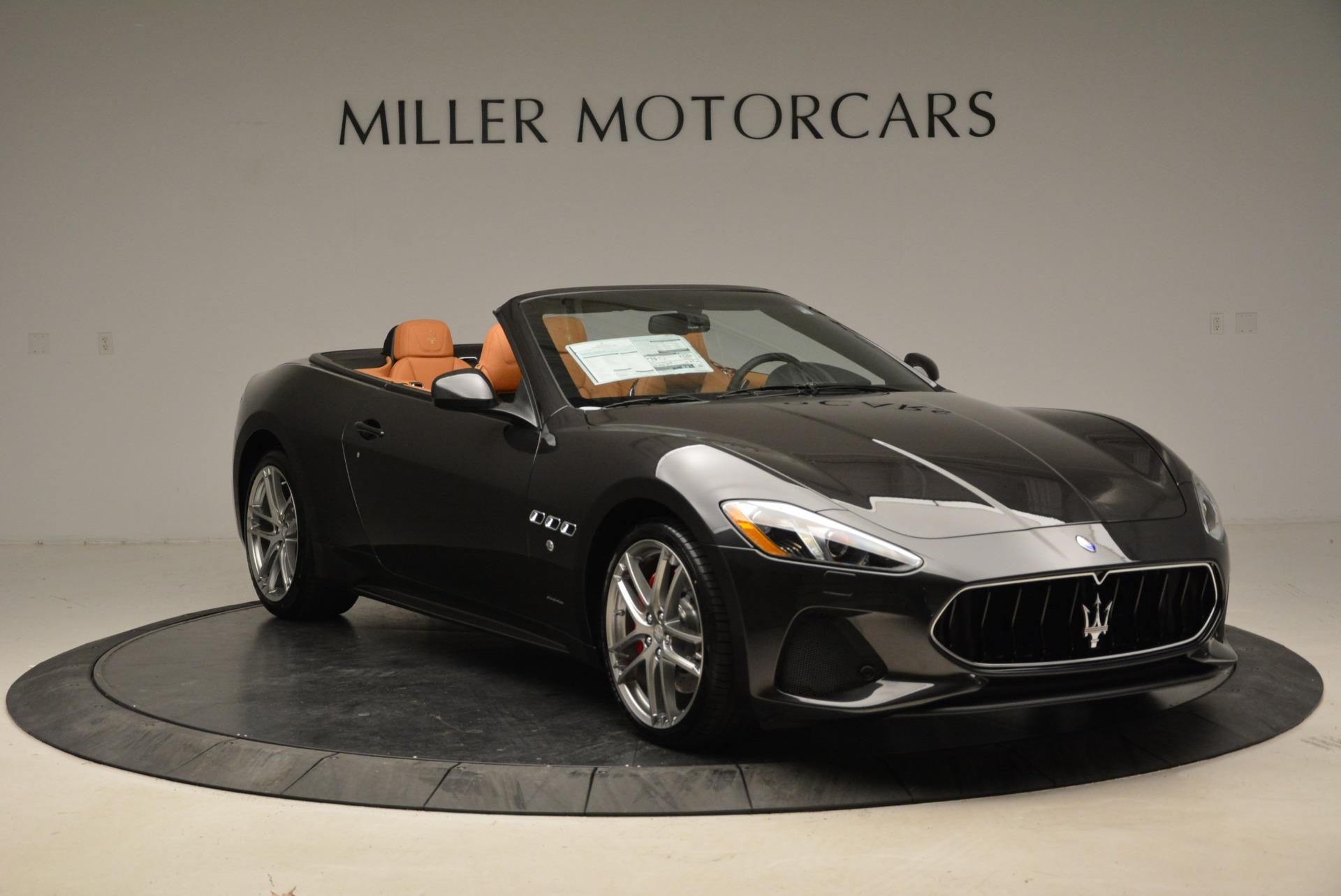 New 2018 Maserati GranTurismo Sport Convertible For Sale In Greenwich, CT 1942_p23