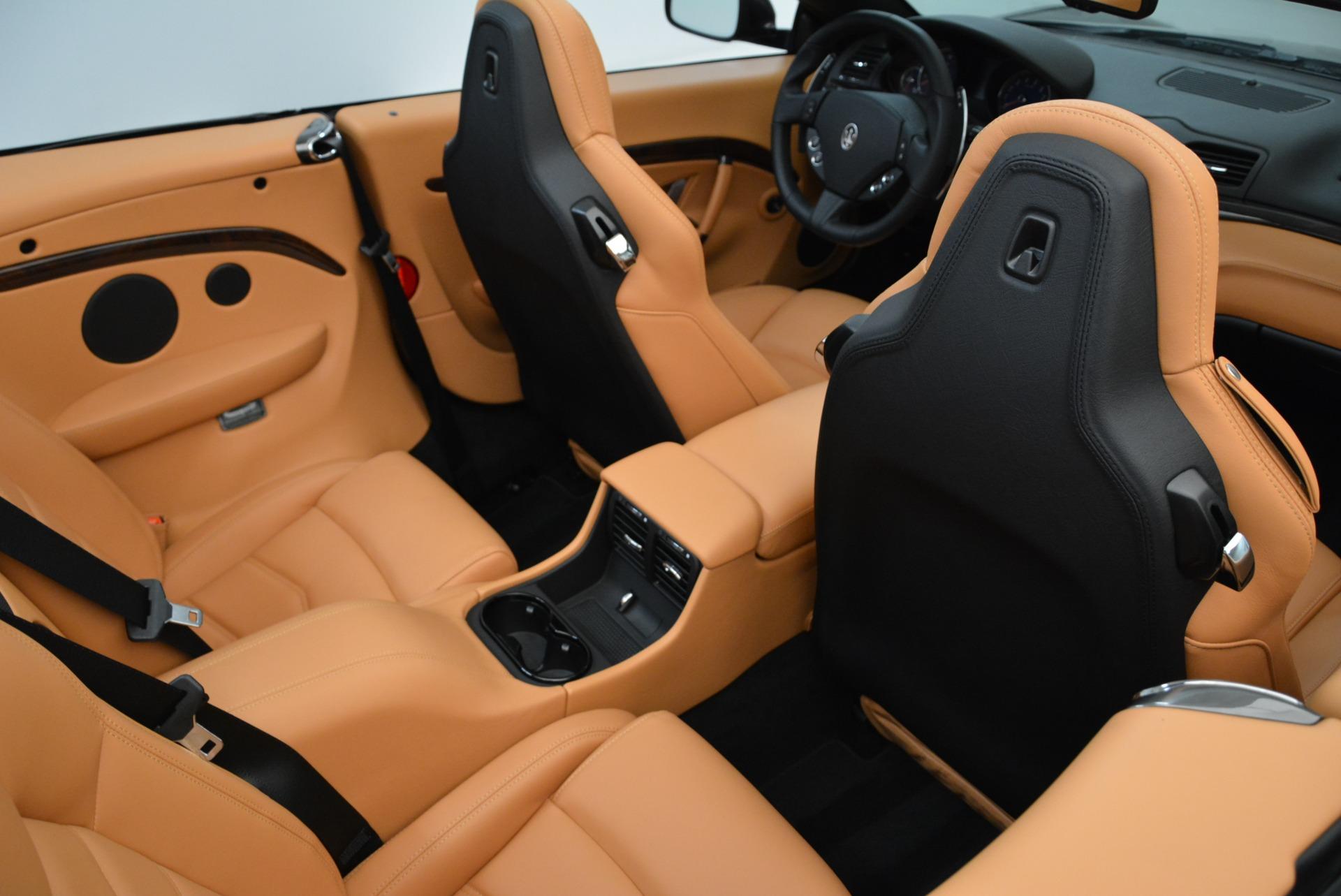 New 2018 Maserati GranTurismo Sport Convertible For Sale In Greenwich, CT 1942_p38