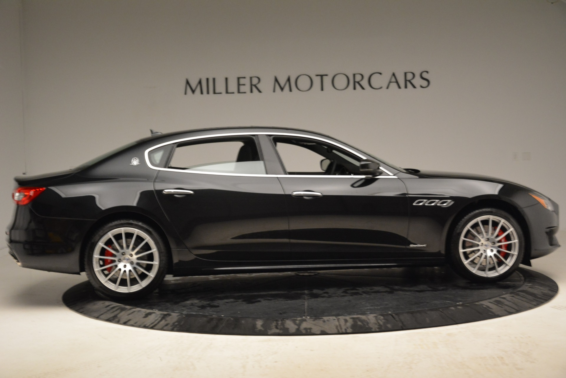 New 2018 Maserati Quattroporte S Q4 Gransport For Sale In Greenwich, CT 1943_p11