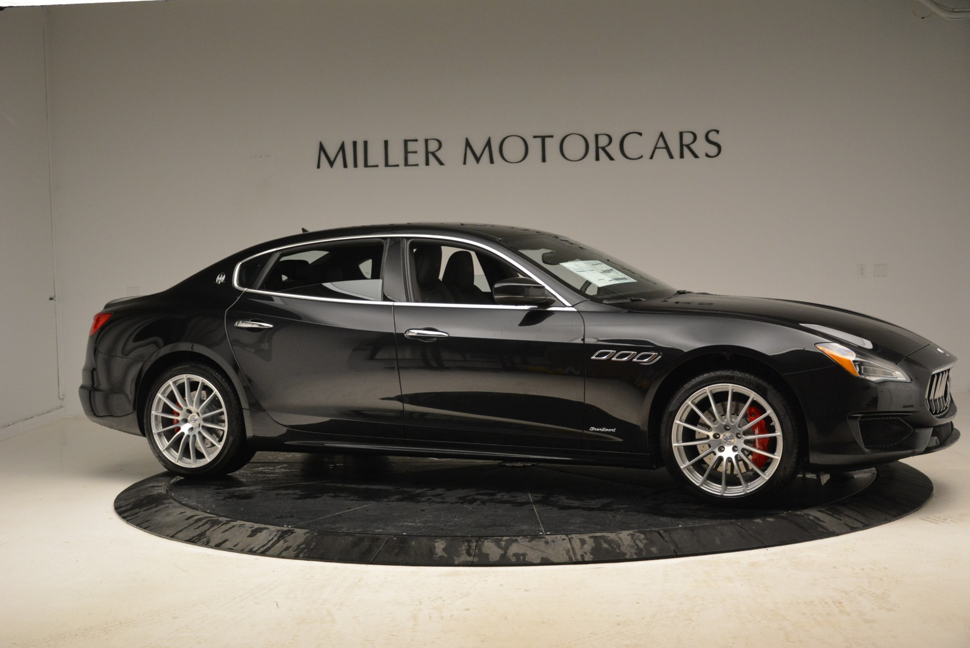 New 2018 Maserati Quattroporte S Q4 Gransport For Sale In Greenwich, CT 1943_p12