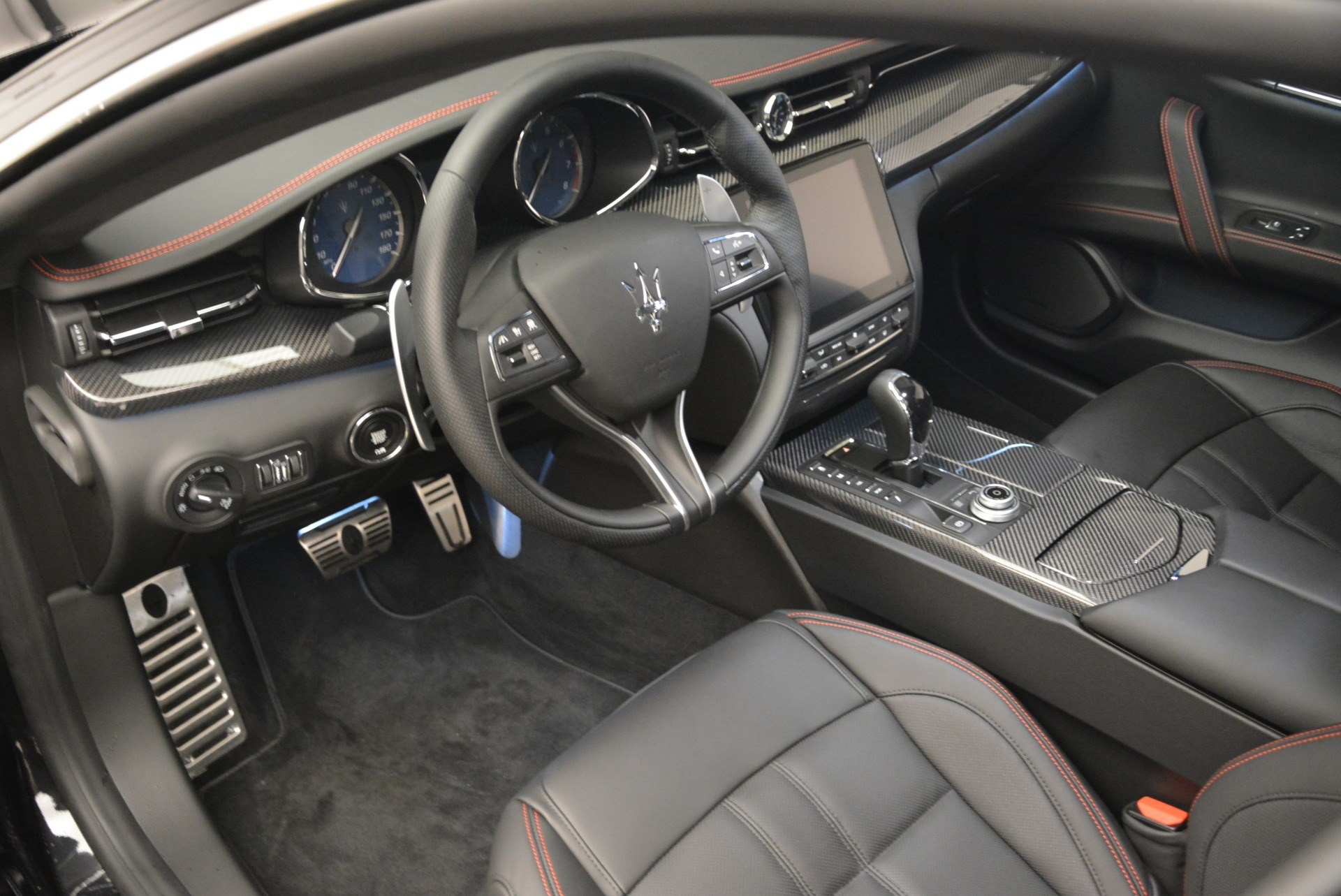 New 2018 Maserati Quattroporte S Q4 Gransport For Sale In Greenwich, CT 1943_p16