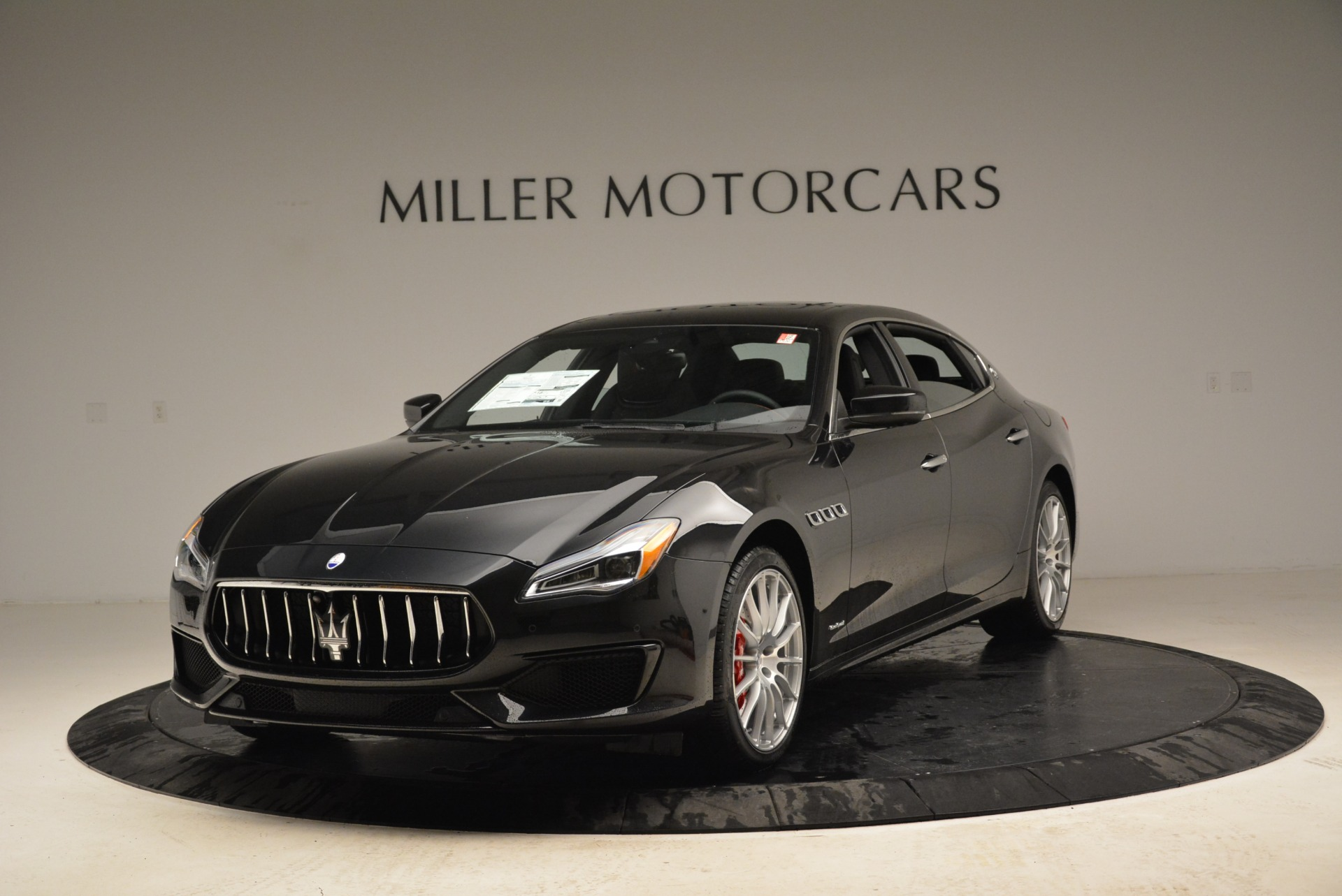 New 2018 Maserati Quattroporte S Q4 Gransport For Sale In Greenwich, CT 1943_p2