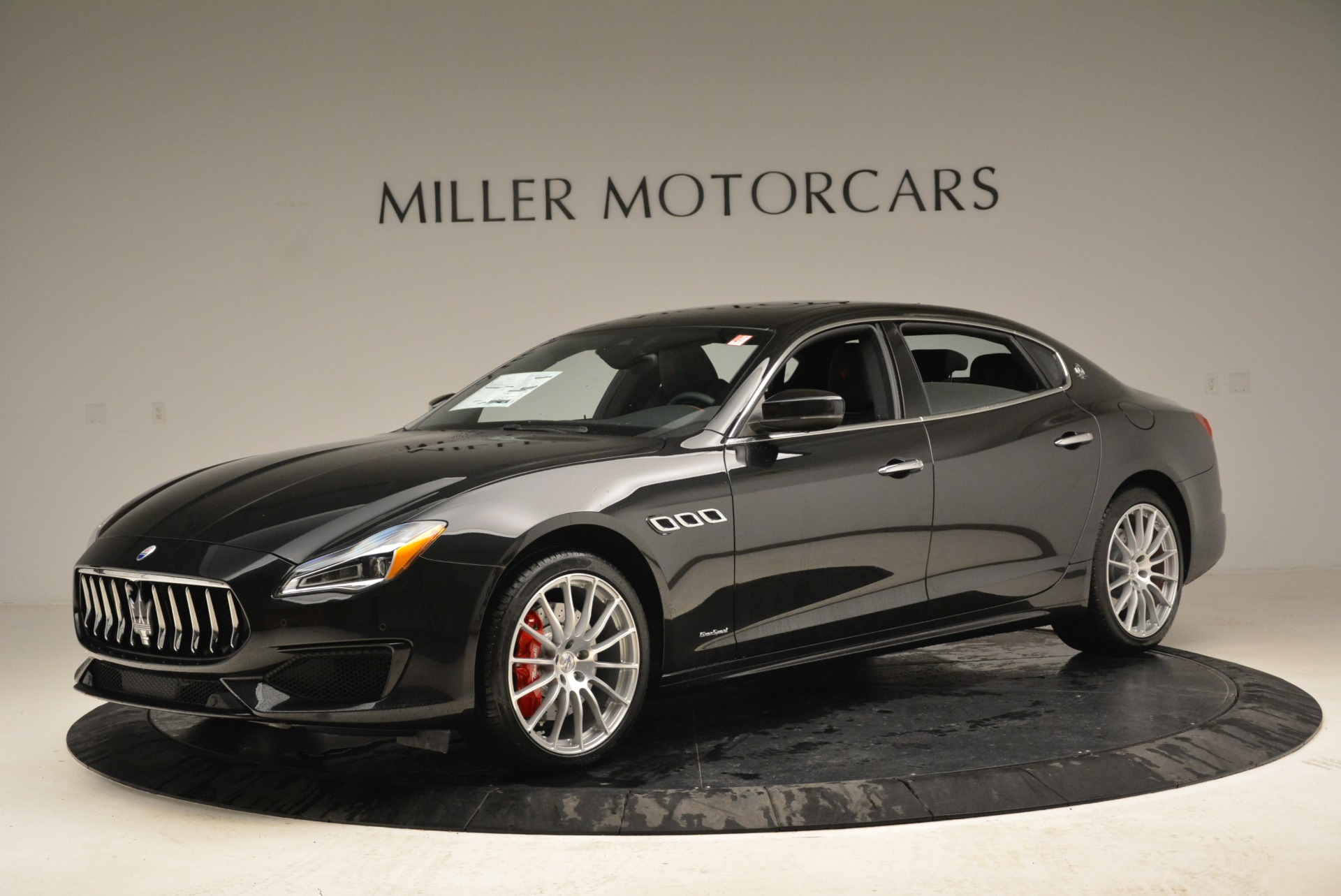 New 2018 Maserati Quattroporte S Q4 Gransport For Sale In Greenwich, CT 1943_p3