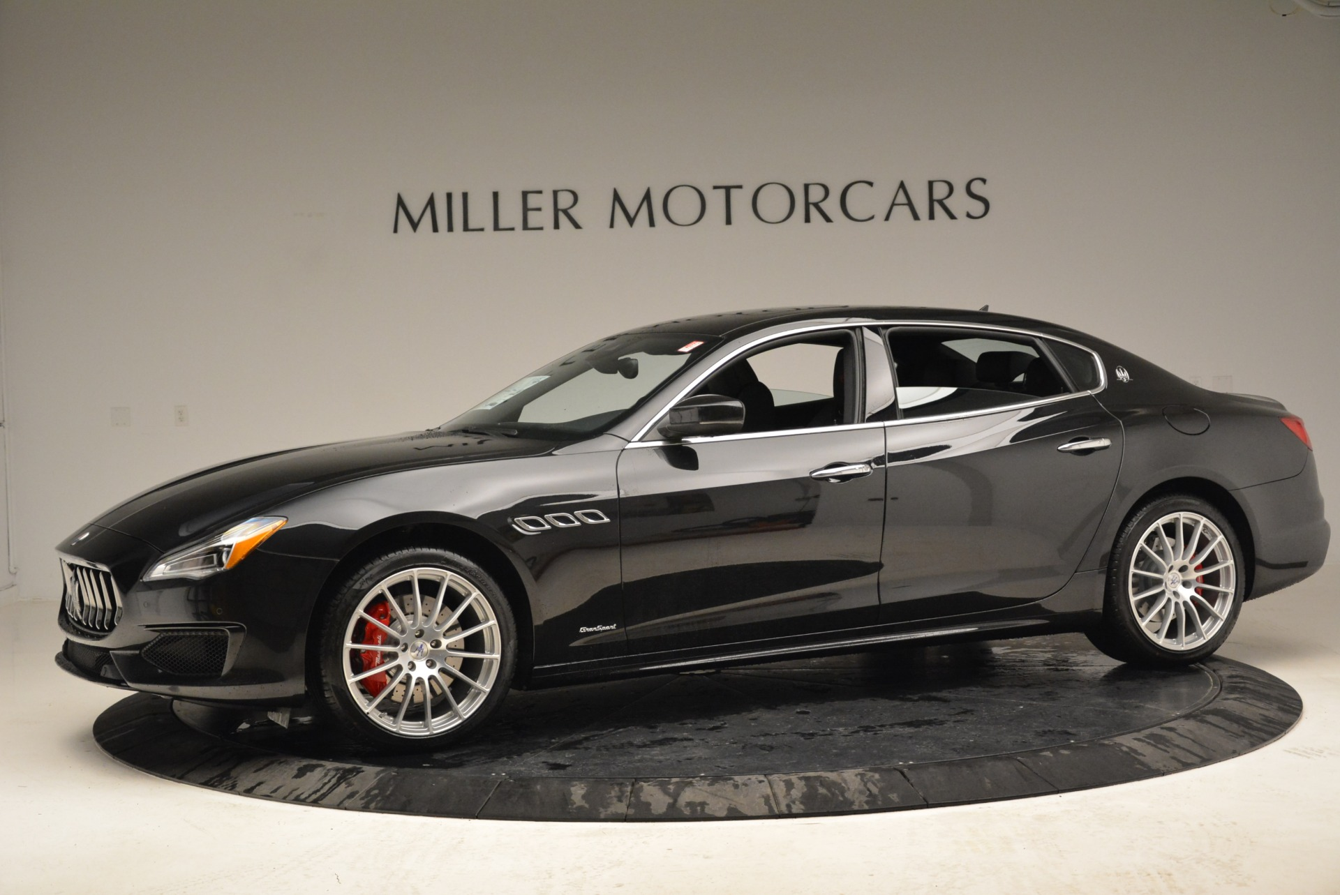 New 2018 Maserati Quattroporte S Q4 Gransport For Sale In Greenwich, CT 1943_p4