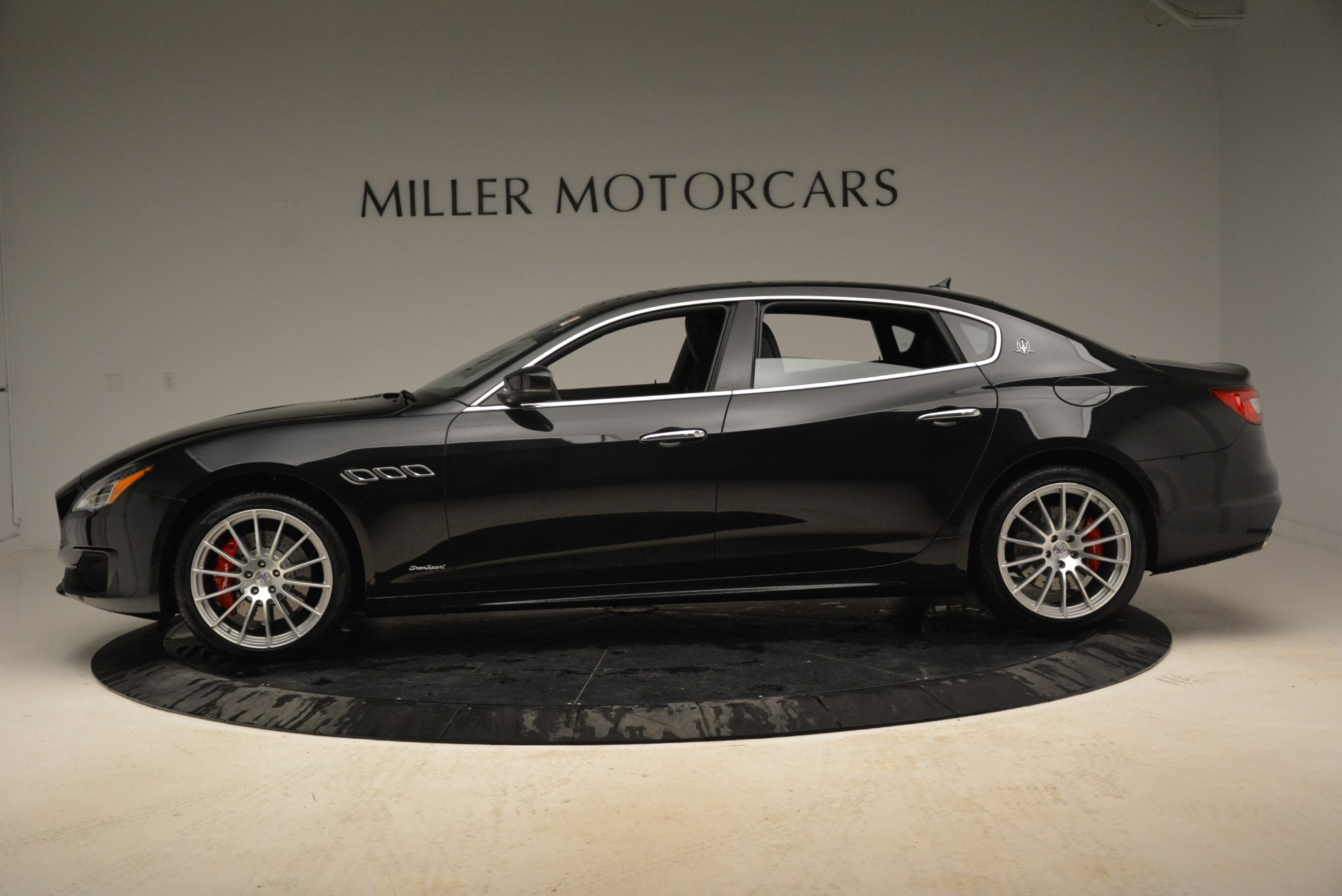 New 2018 Maserati Quattroporte S Q4 Gransport For Sale In Greenwich, CT 1943_p5