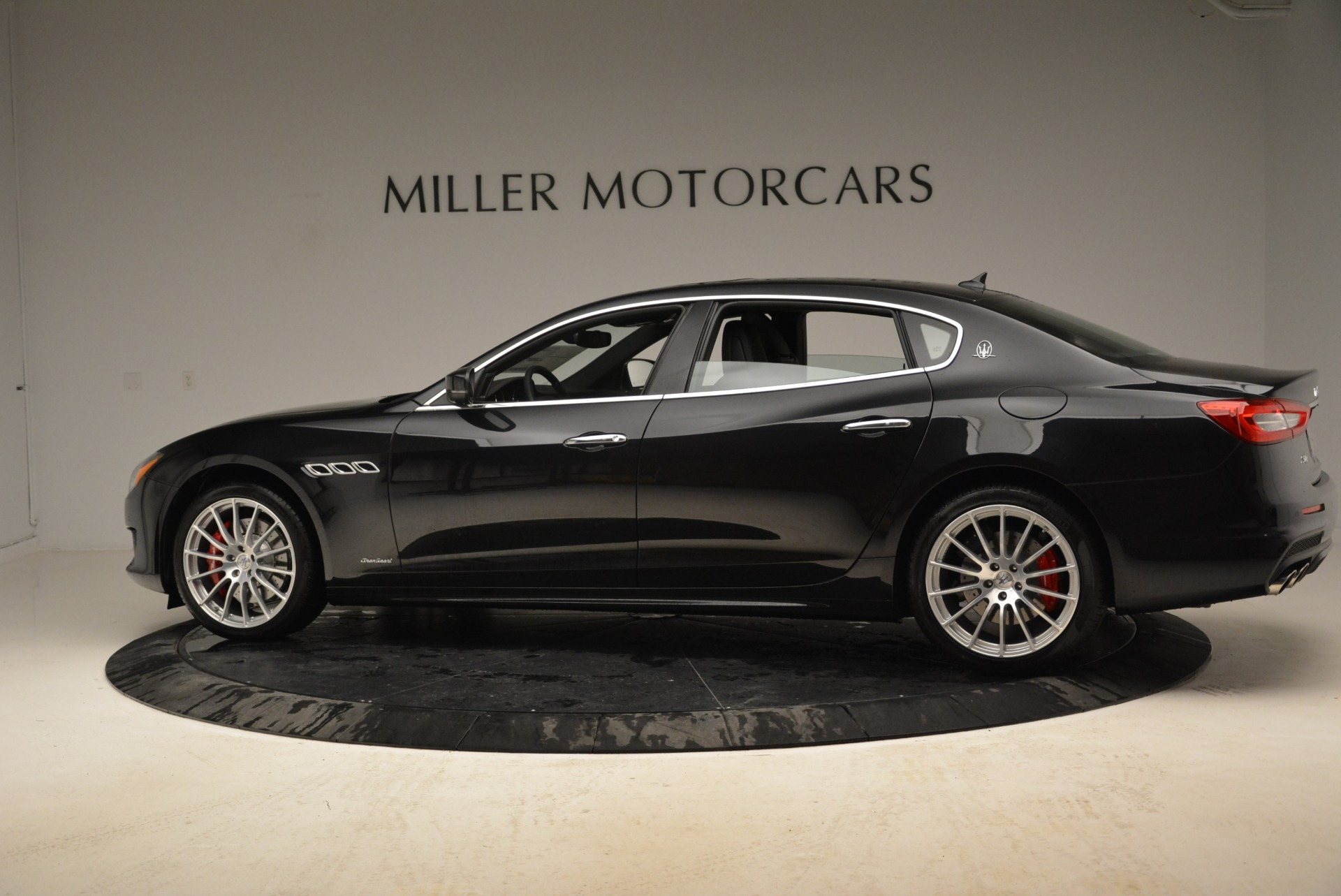 New 2018 Maserati Quattroporte S Q4 Gransport For Sale In Greenwich, CT 1943_p6