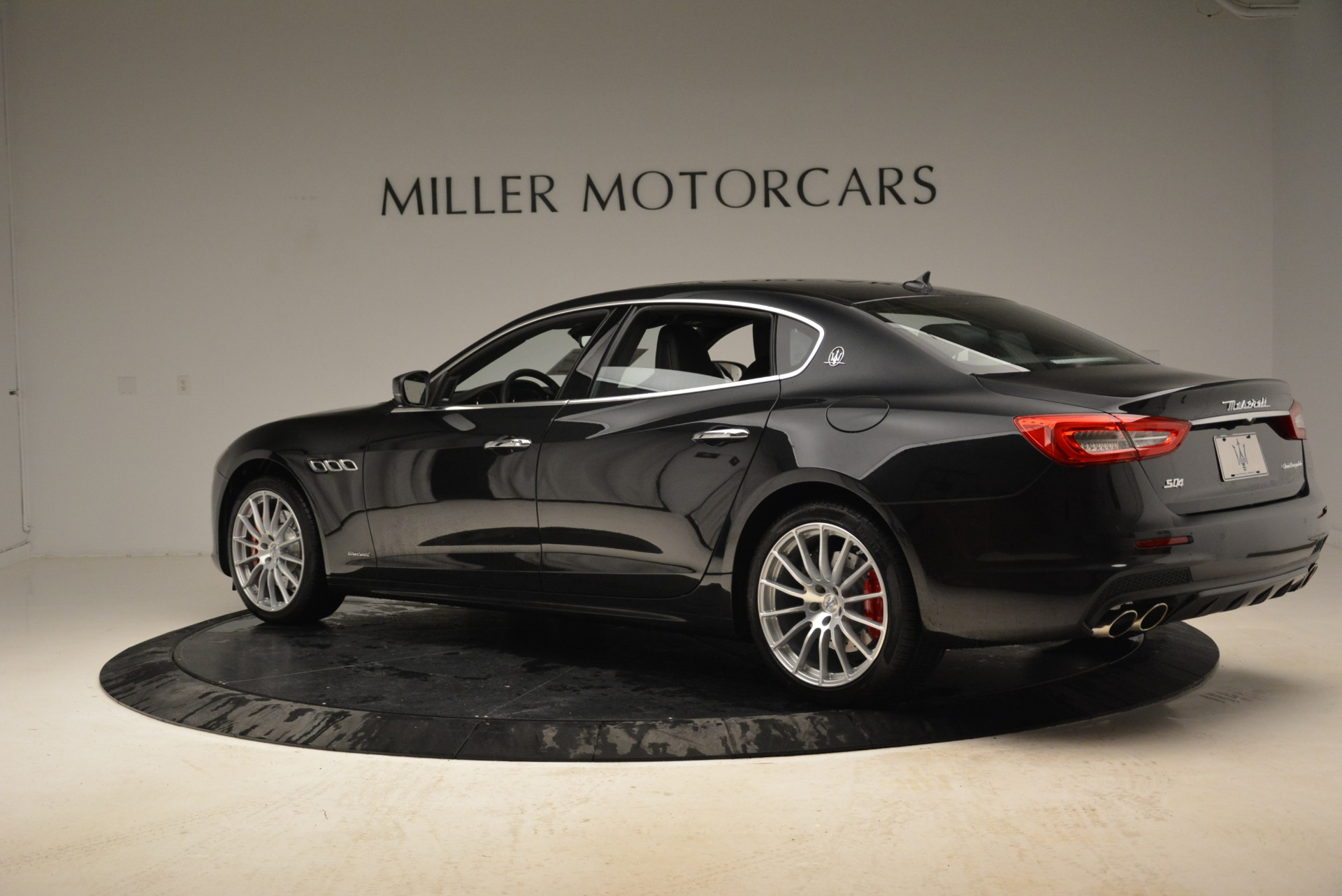 New 2018 Maserati Quattroporte S Q4 Gransport For Sale In Greenwich, CT 1943_p7