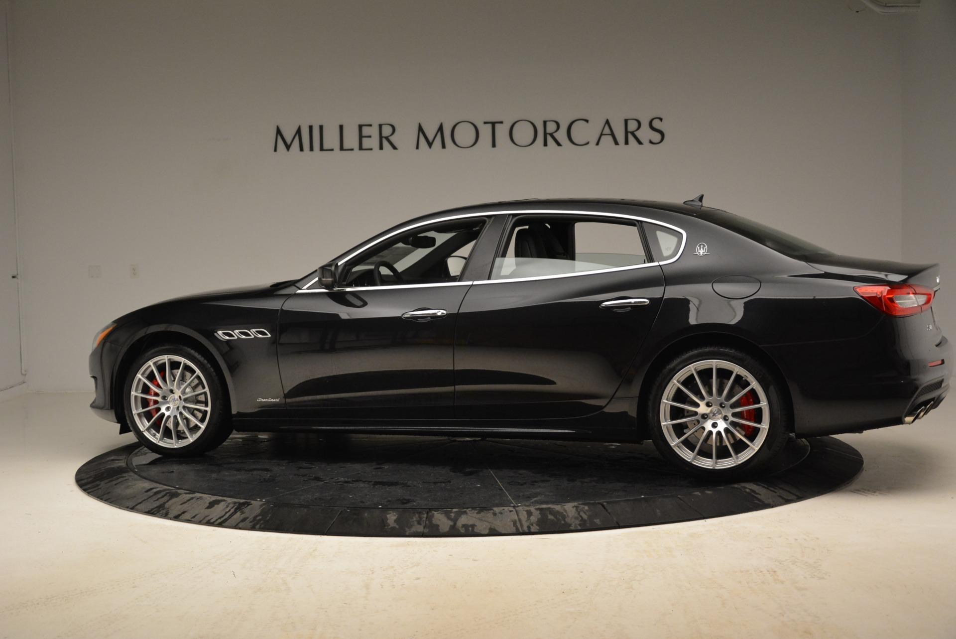 New 2018 Maserati Quattroporte S Q4 Gransport For Sale In Greenwich, CT 1946_p6
