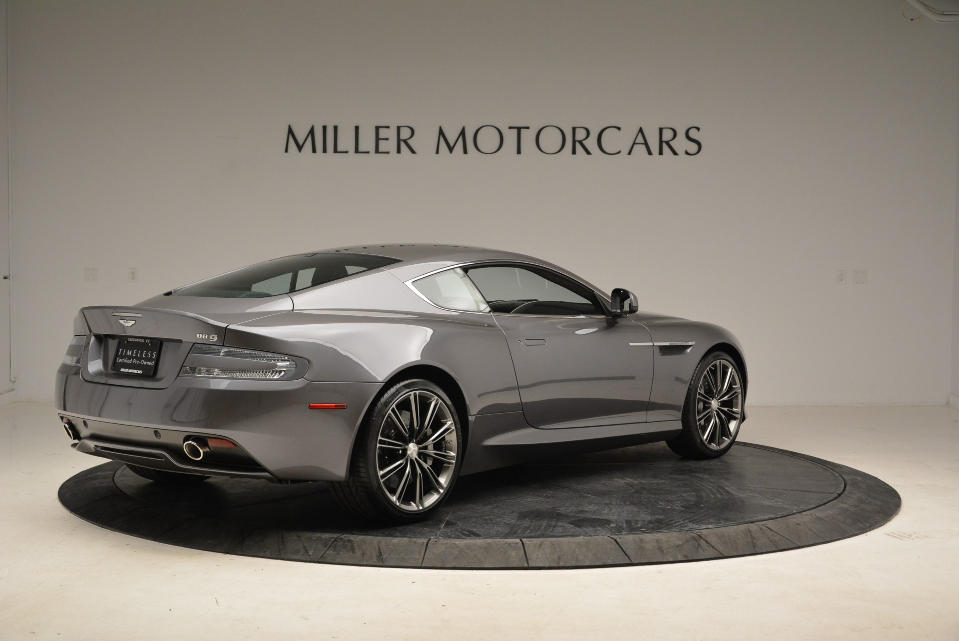 Used 2015 Aston Martin DB9  For Sale In Greenwich, CT 1951_p8